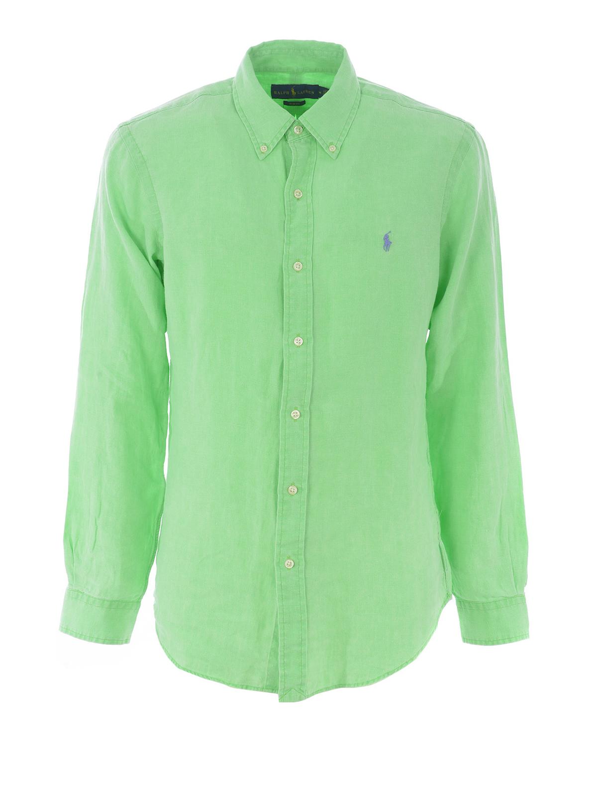 hot sales a7606 da699 Polo Ralph Lauren - Hemd - Slim Fit - Hemden - 744906007 ...
