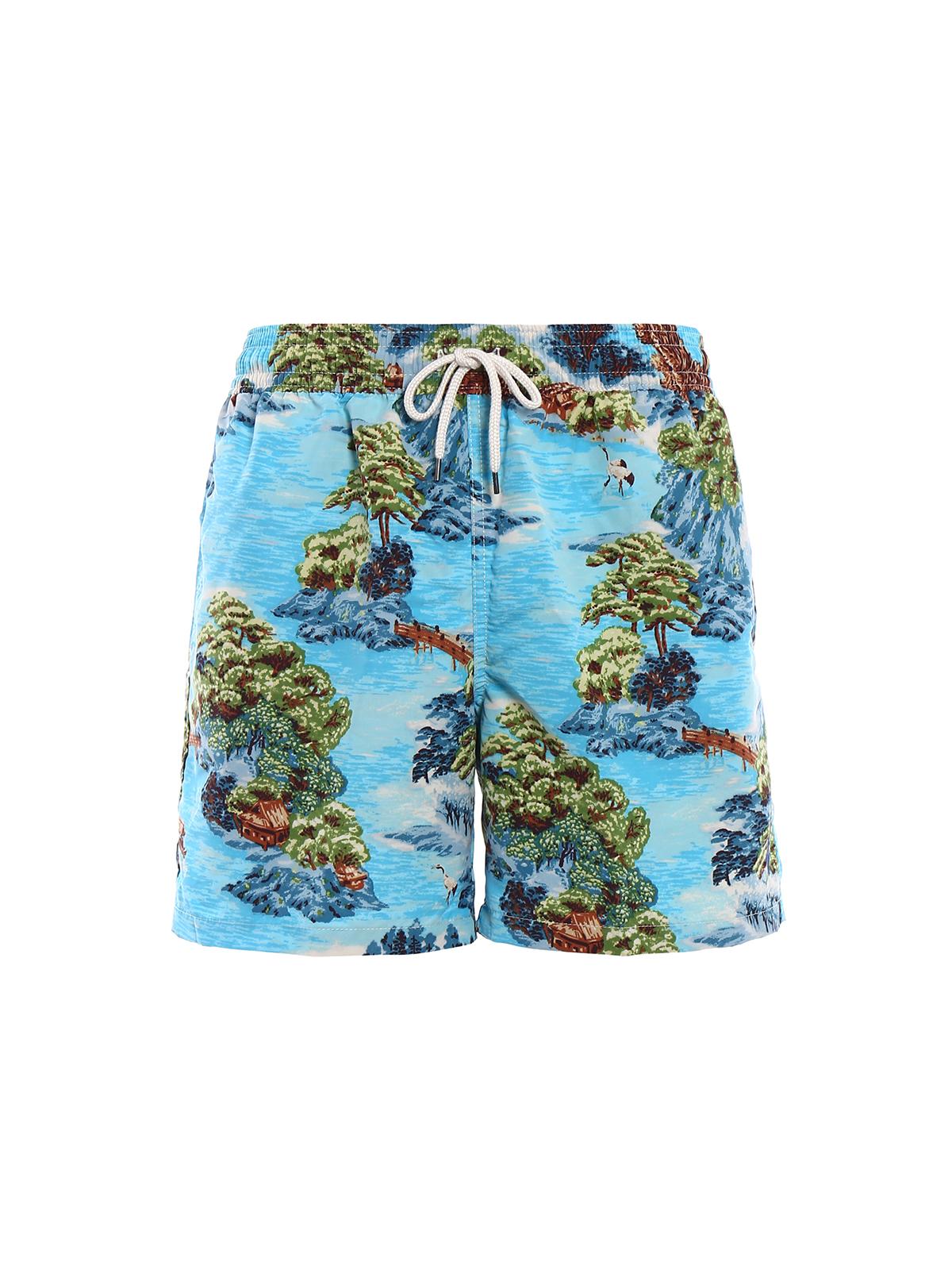 De Bain Traveler Polo Shorts Ralph Lauren Short 80wOPnk