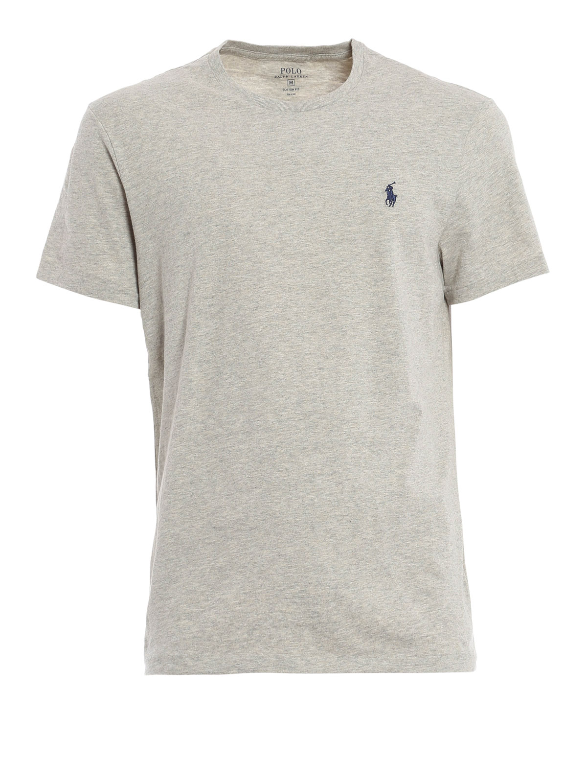 polo ralph lauren cotton t shirt t shirts. Black Bedroom Furniture Sets. Home Design Ideas