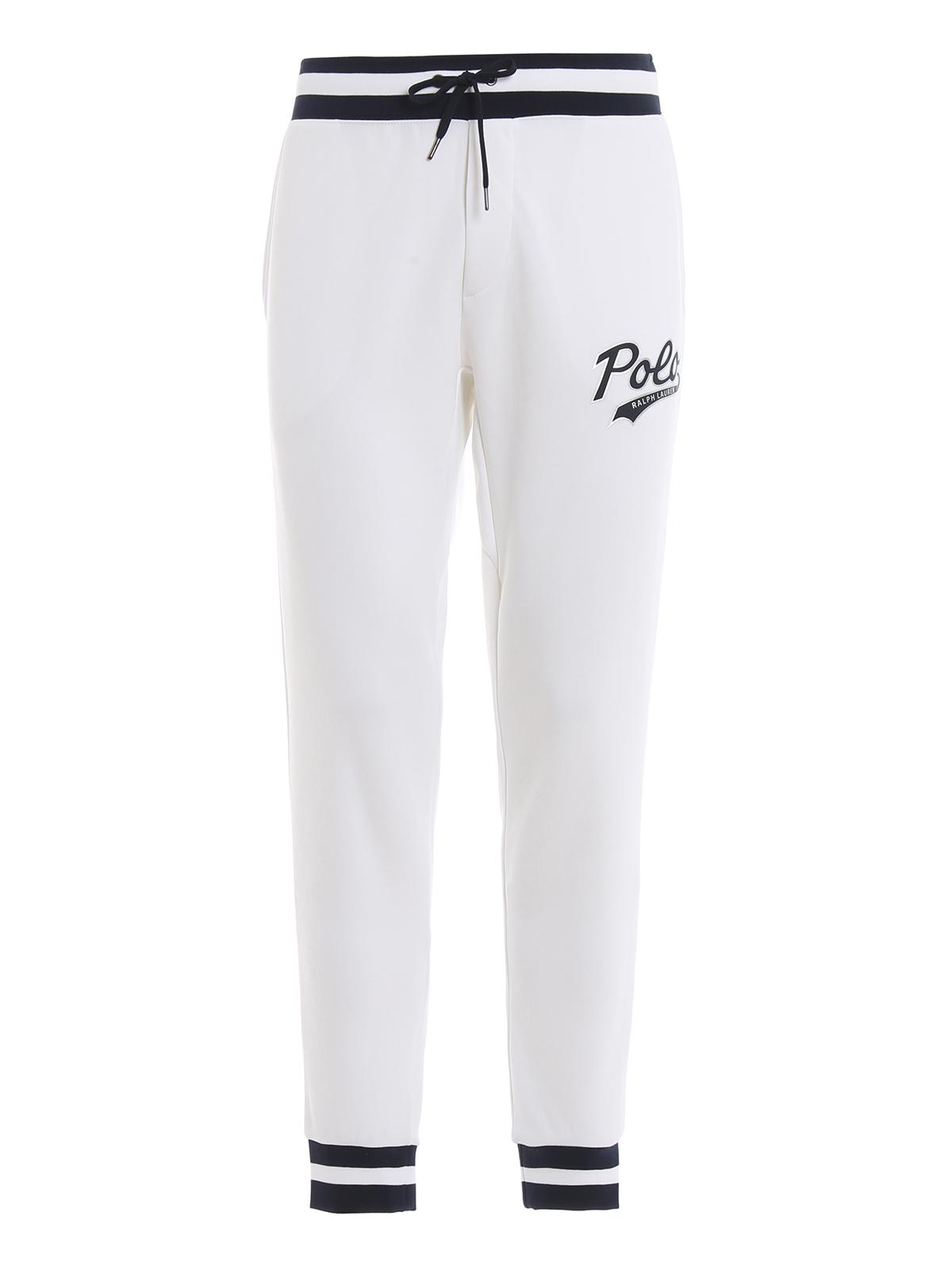 size 40 e5589 62618 Polo Ralph Lauren - Pantaloni da tuta in cotone stretch ...