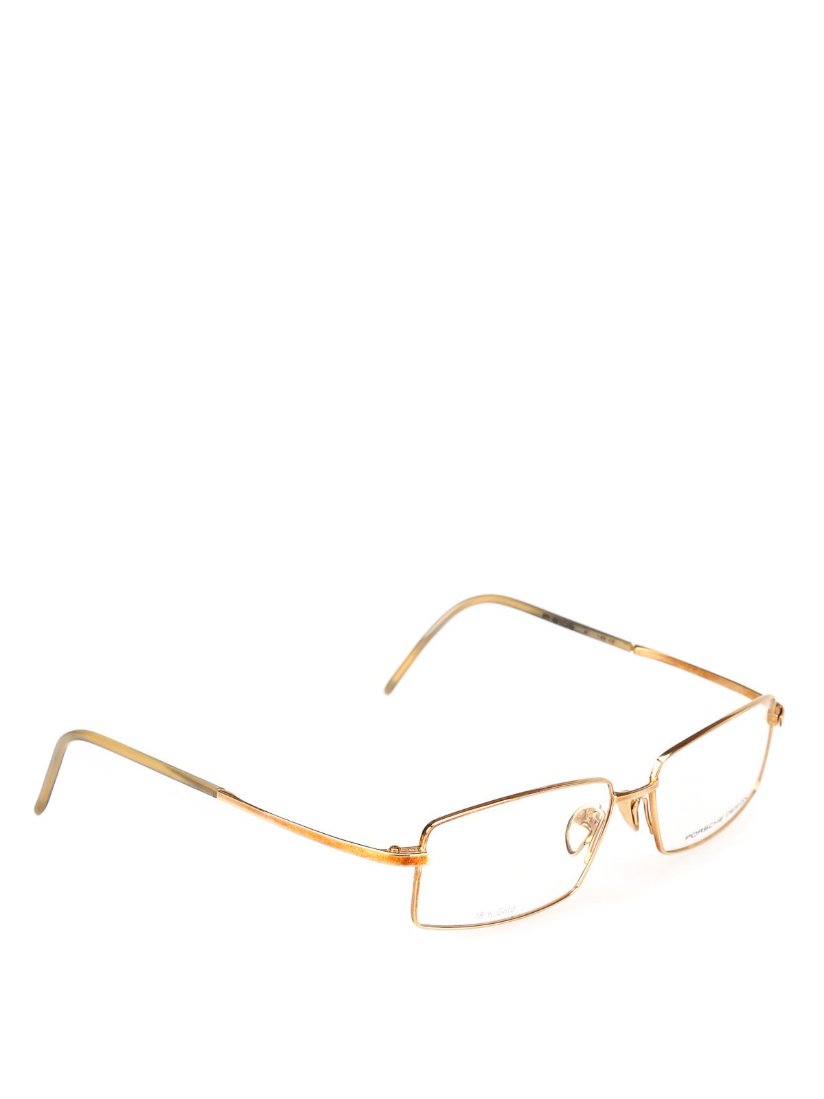 Porsche Design Brillen Gold Brillen 8106a Ikrix Shop Online