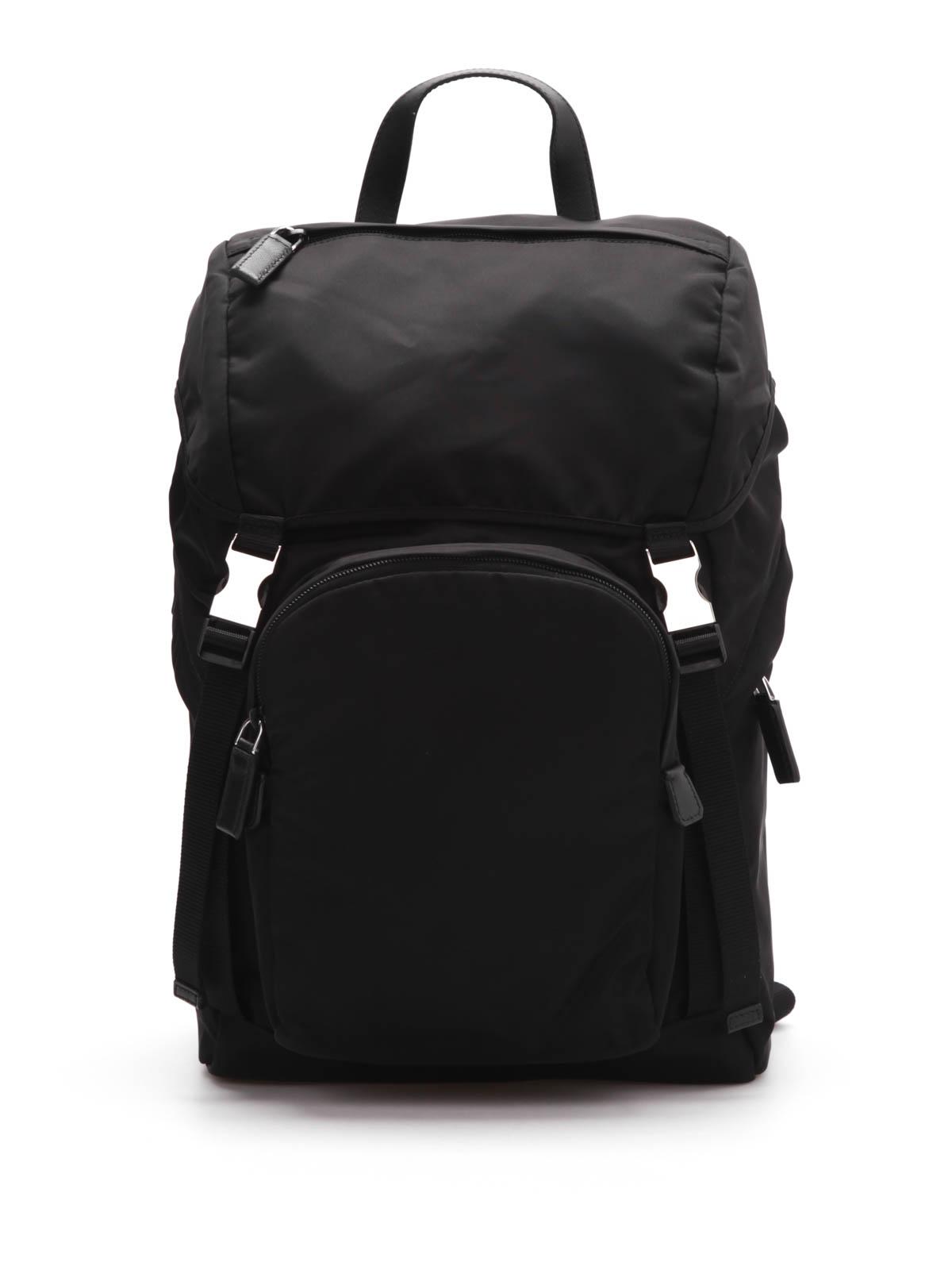Fabric backpack by Prada - backpacks | iKRIX