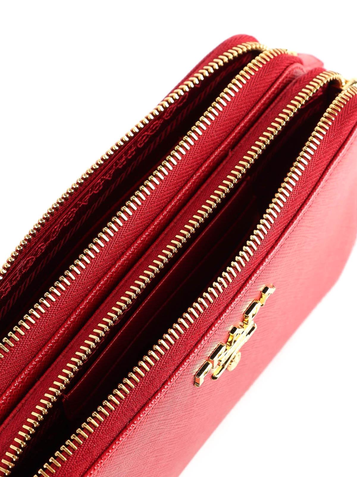 28f0d486b56f88 PRADA buy online Red saffiano camera bag. PRADA: cross body bags - Red  saffiano ...