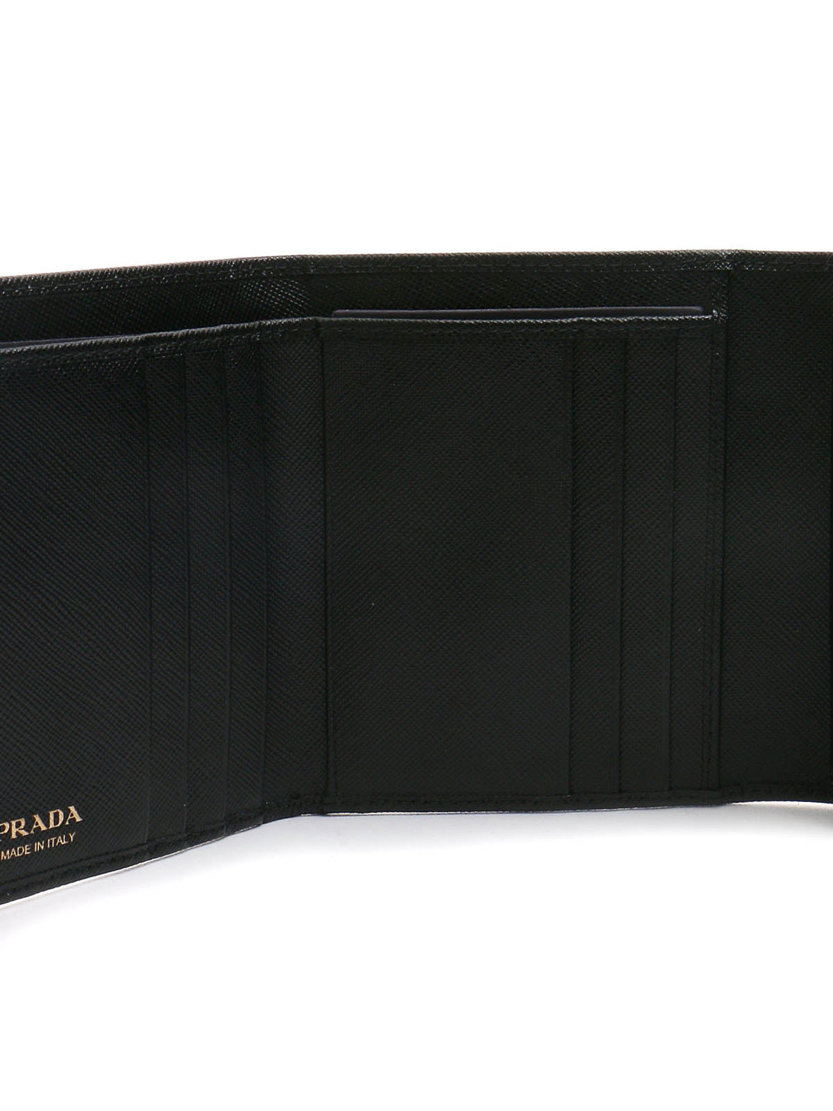 prada bags handbags - Saffiano leather flap wallet by Prada - wallets \u0026amp; purses | iKRIX