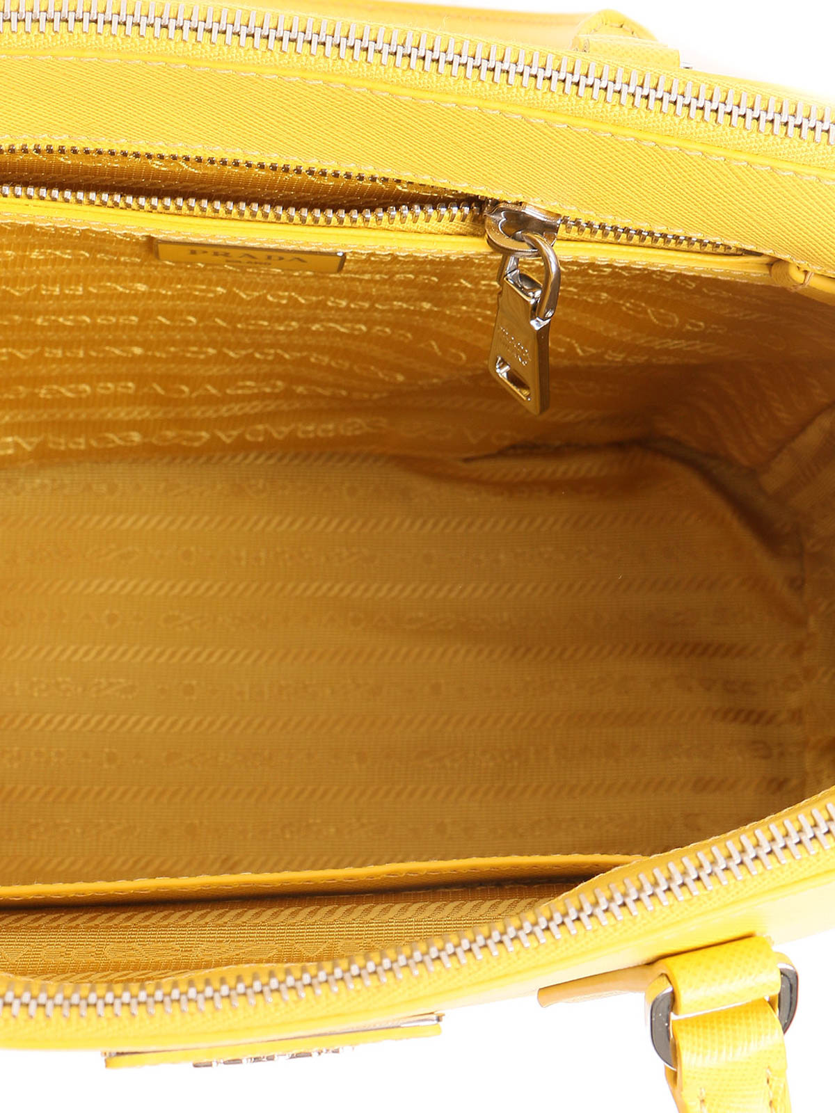 b8f5bbe436a Prada - Saffiano leather medium tote - totes bags - 1BA863NZV DLC