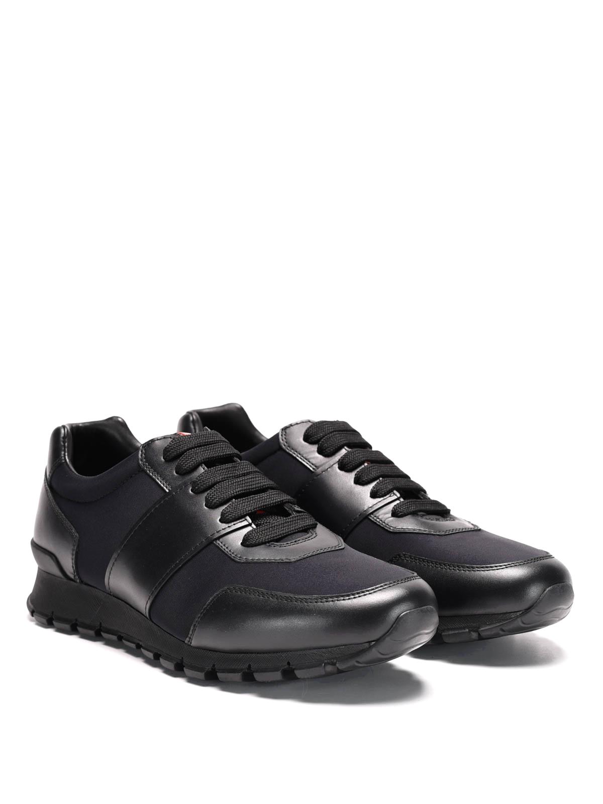 Chaussures De Sport En Néoprène Prada 7W6OJ