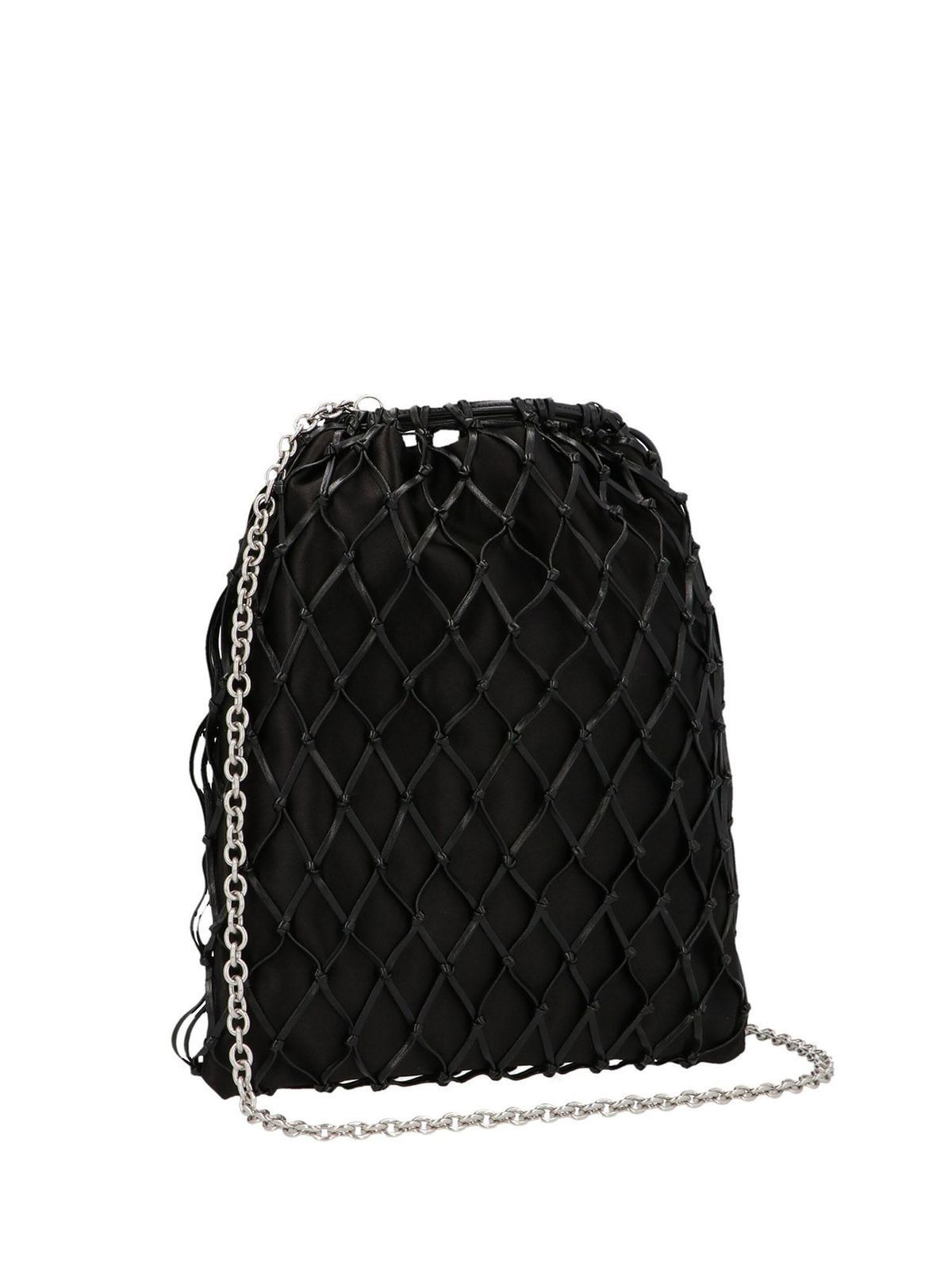 Prada Bucket Bag In Black Bucket Bags 1bc075ar2f0002 Ikrix Com