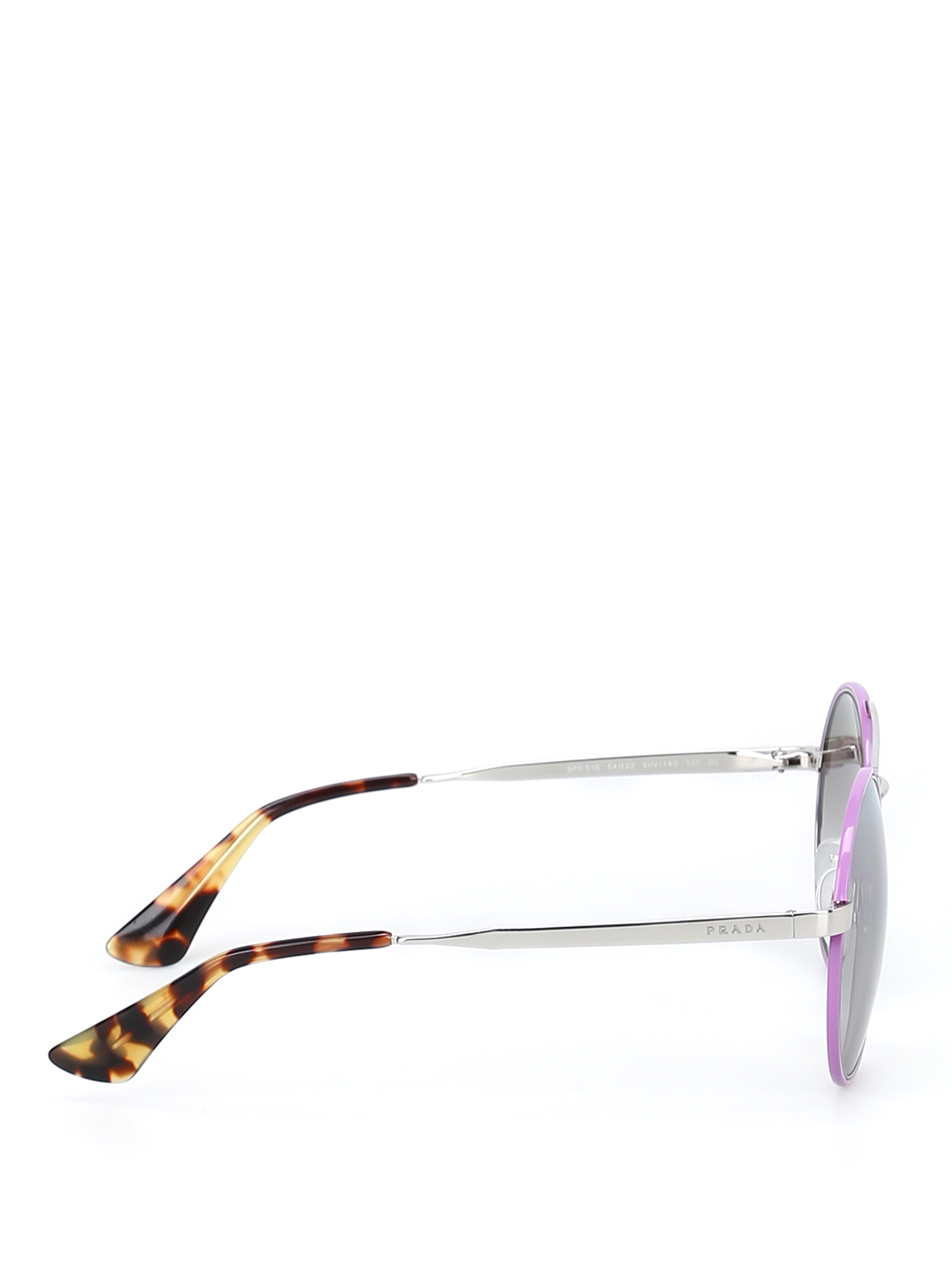 238b9cdb122 Prada - Cinéma light purple sunglasses - sunglasses - SPR 51S VHV 1A0