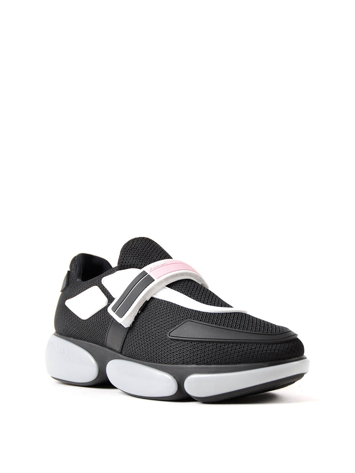 Outlet Manchester Free Shipping Shop Prada Cloudbust Cloth Trainers 2018 Unisex Online 100% Guaranteed Cheap Cost l0gcYWeih