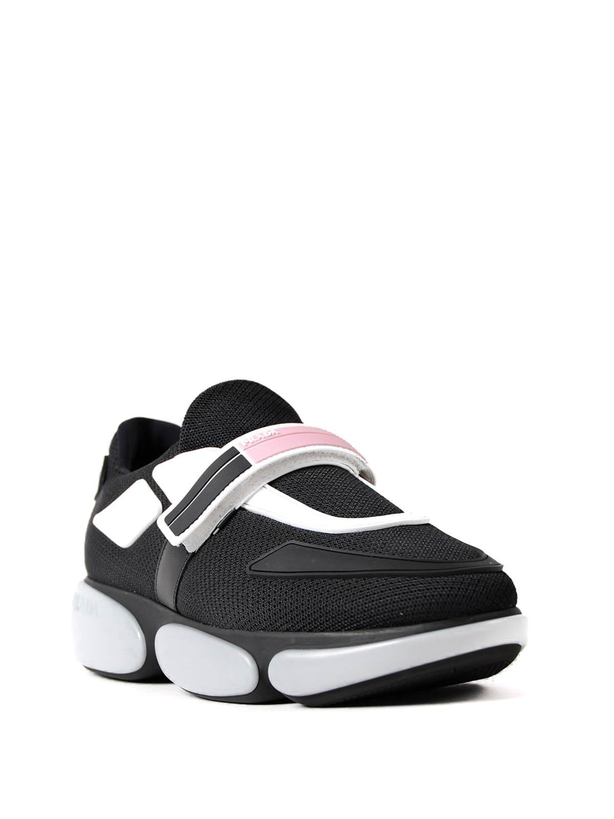 Prada Cloudbust Cloth Trainers j6lX0nNn5