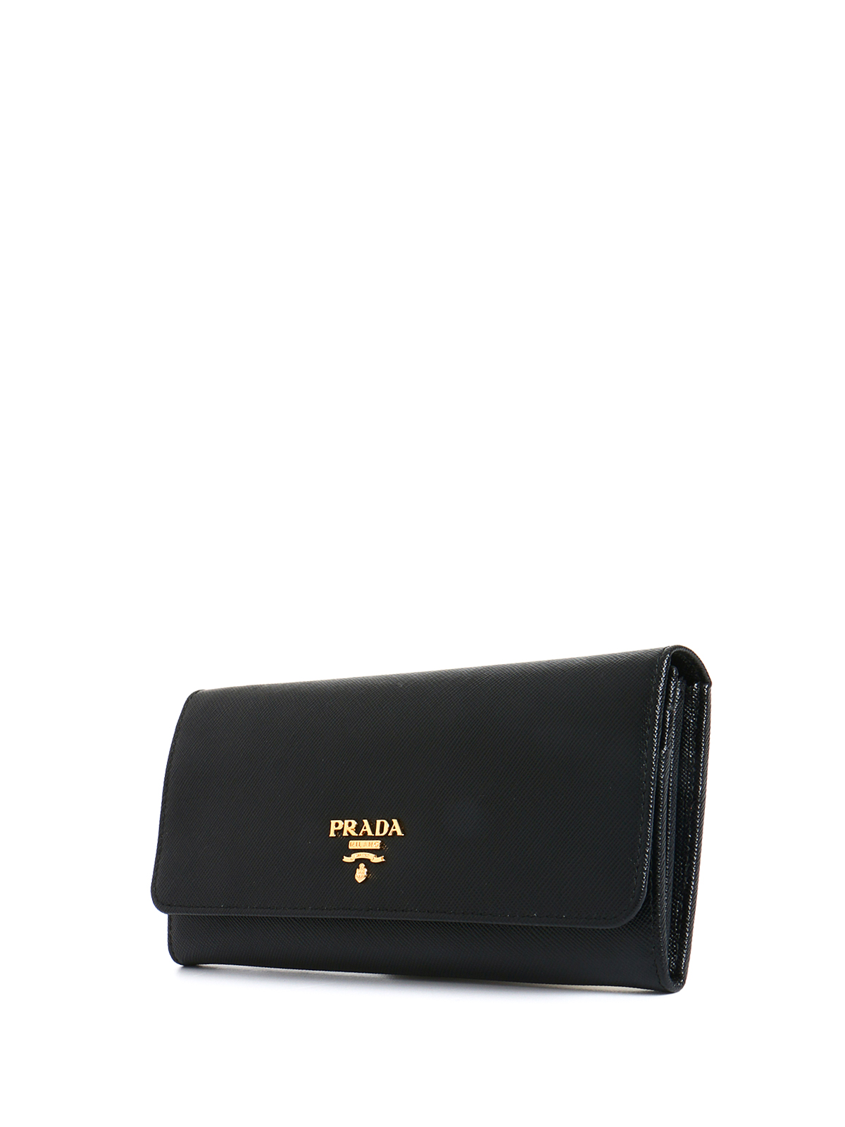 Prada - Saffiano leather wallet - wallets & purses ...