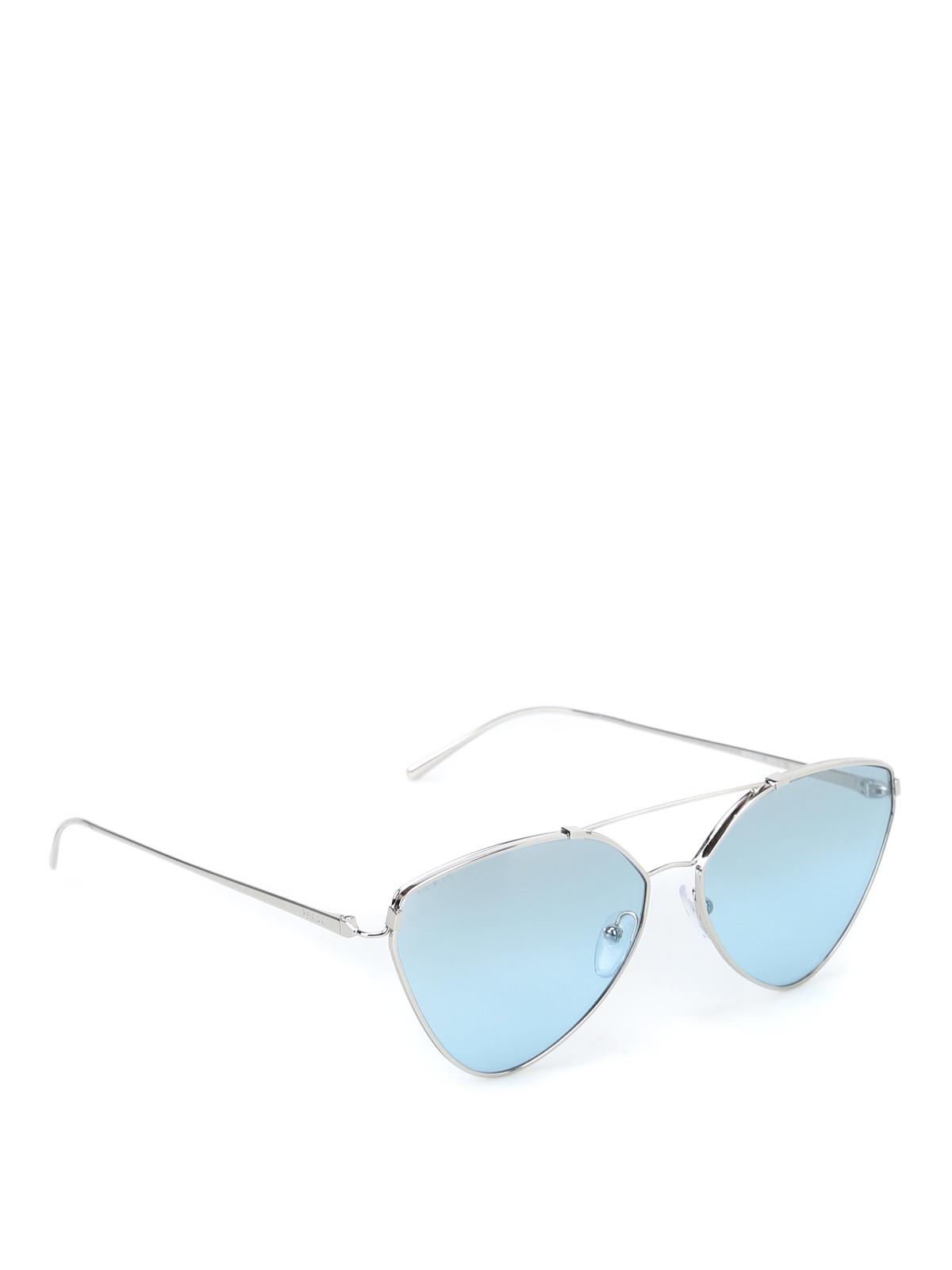 aa2179246093 Prada - Collection silver tone sunglasses - sunglasses - SPR51U 1BC 096