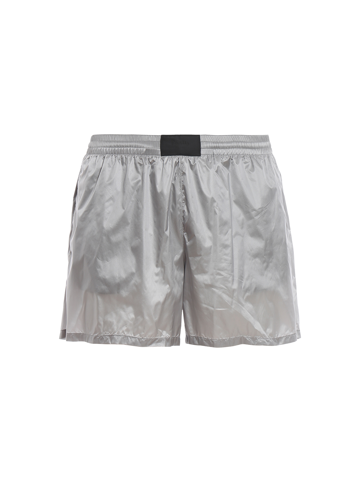 a9f60fd80a PRADA: Swim shorts & swimming trunks - Microristop nylon swim shorts