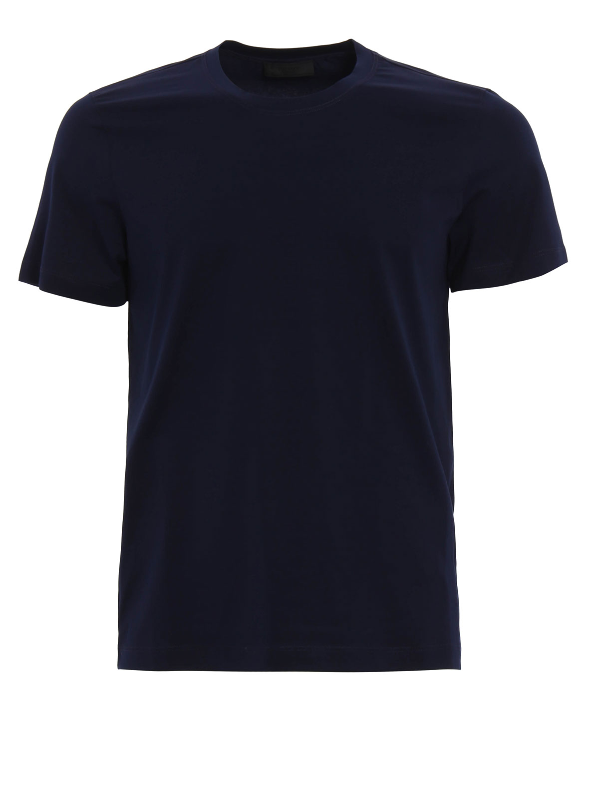 stretch cotton t shirt by prada t shirts ikrix