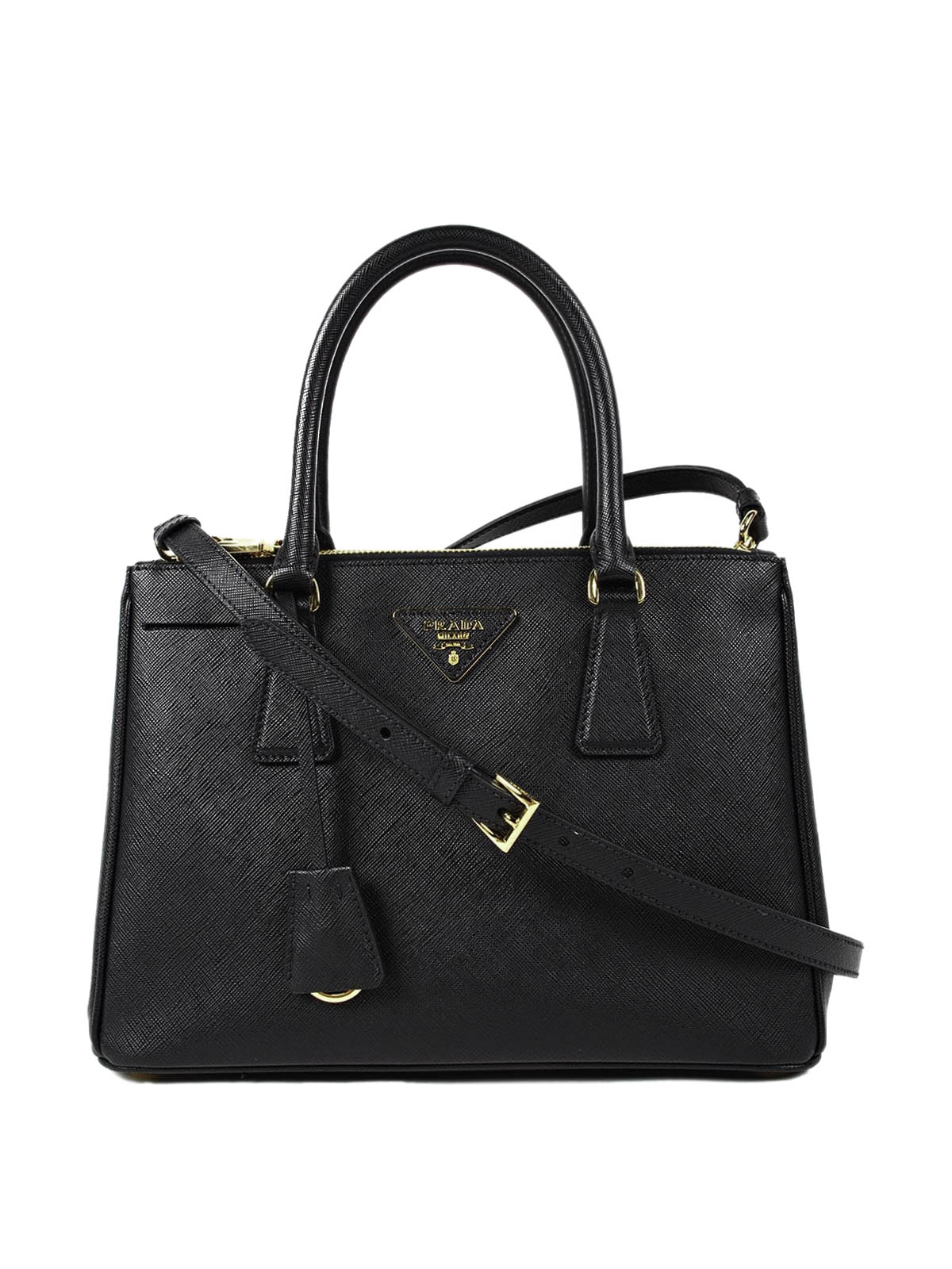 b7164fc09 Prada Saffiano Bag Reference Guide | Spotted Fashion