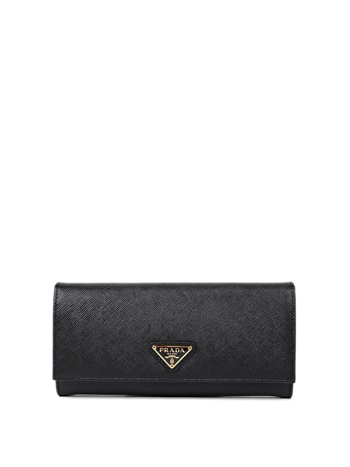 9048c45b77ce ... best price prada wallets purses saffiano leather flap wallet 50df1 15d37