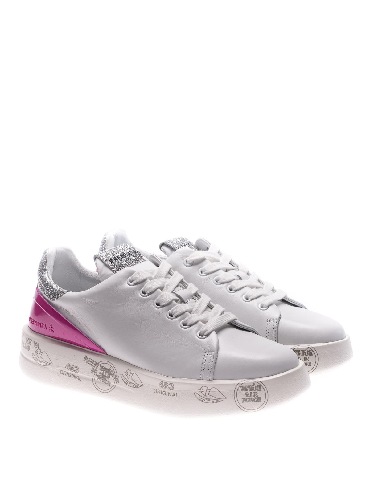 Sneaker Sneakers Con Dettaglio Belle Premiata 3015 Fucsia pXqdpx