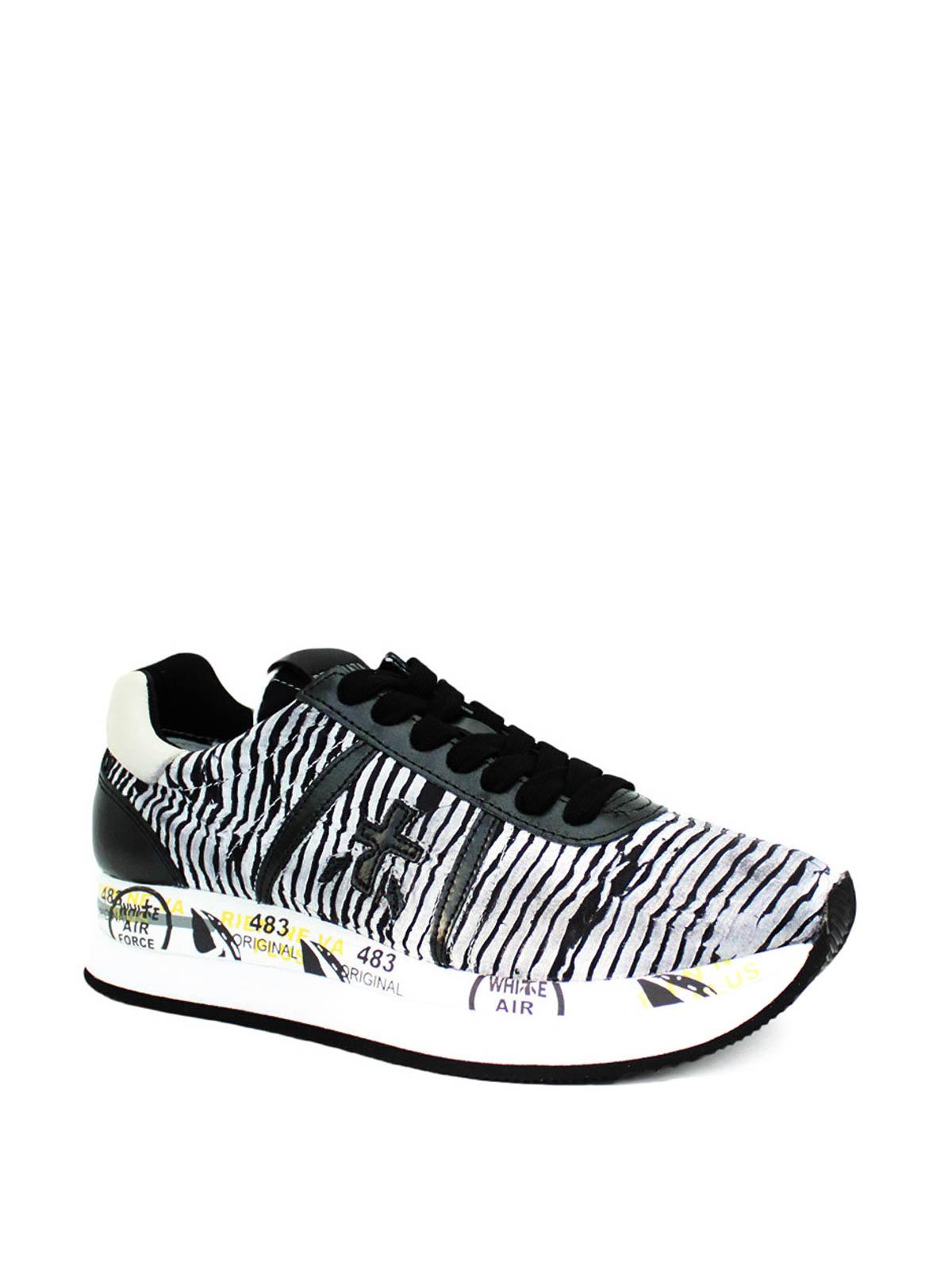 PREMIATA sneakers zebrata