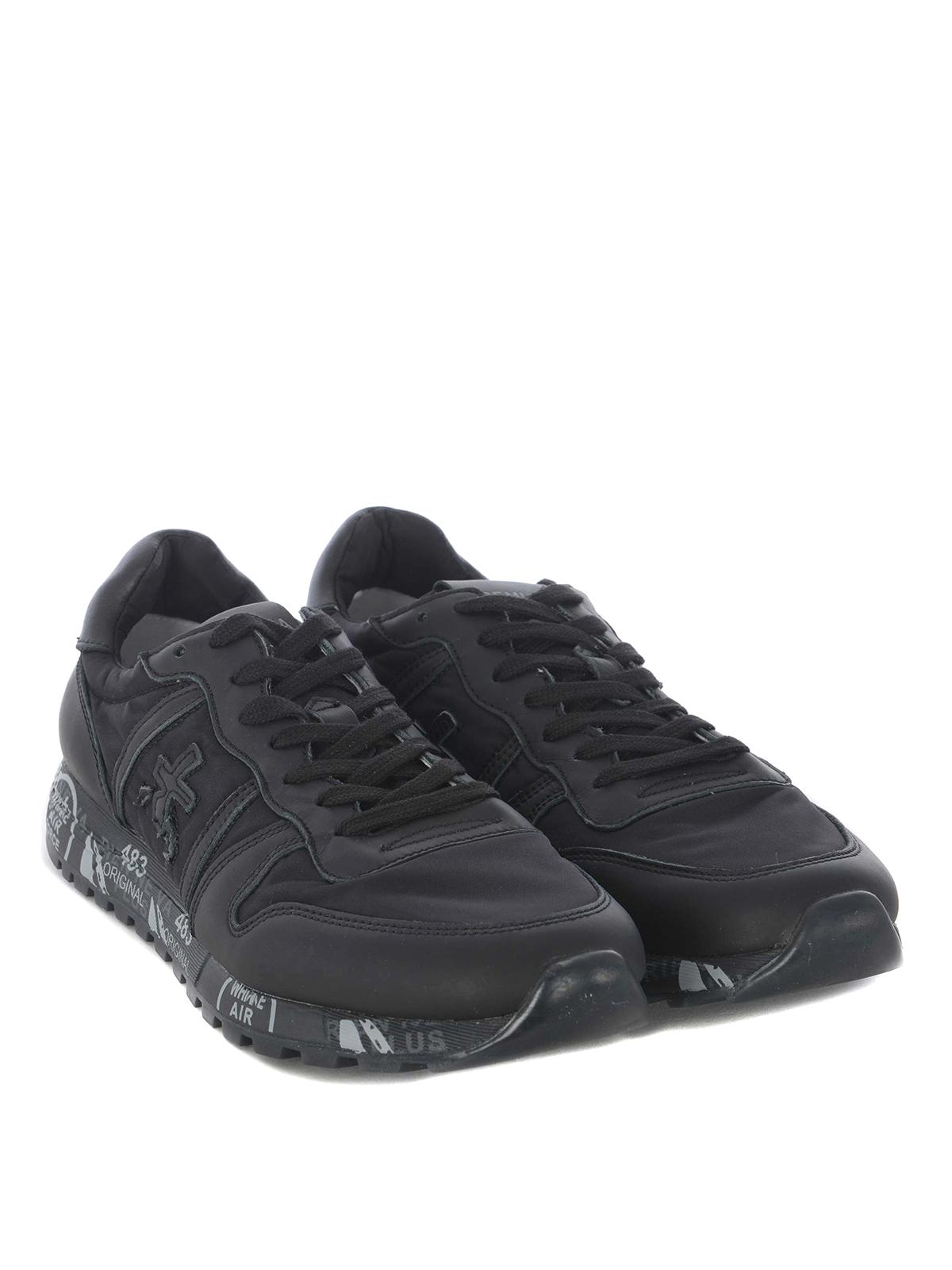 Sneakers uomo Premiata in pelle e nylon
