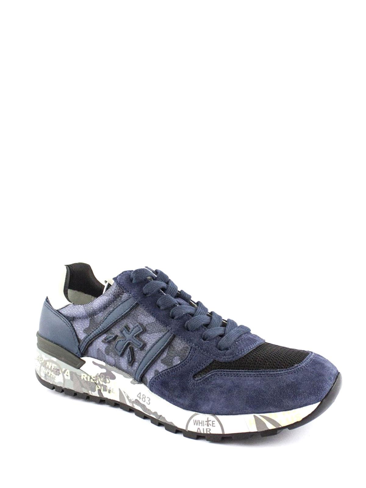 Lander2351Ikrix Sneaker Shop Blau Online Premiata Y76vgfby
