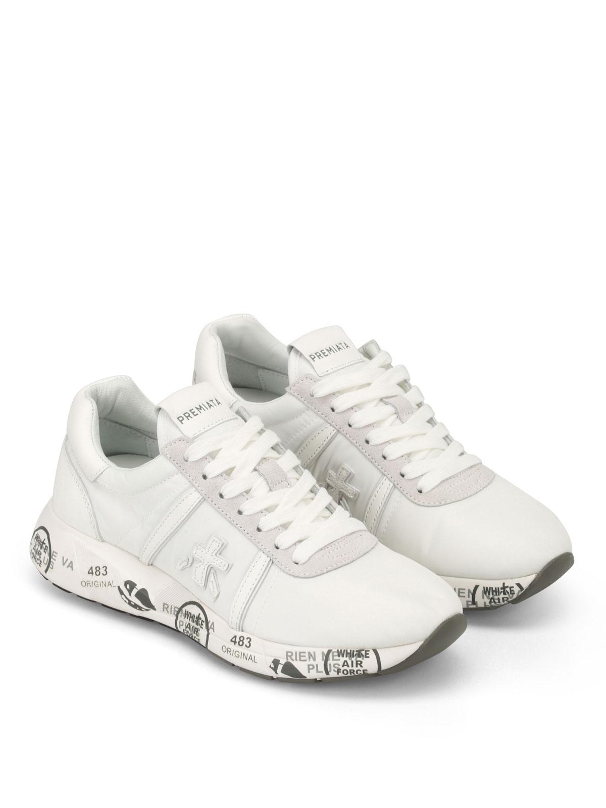 613392a6e1 Premiata - Sneaker Mattew bianche - sneakers - MATTEWD3044   iKRIX.com