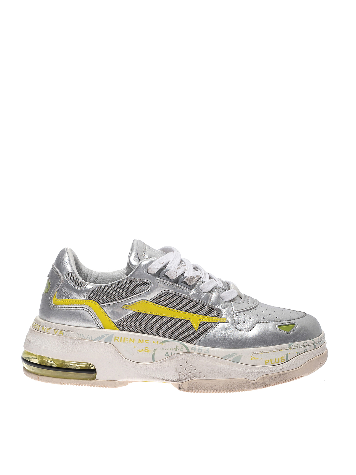 Premiata Leathers Draked sneakers
