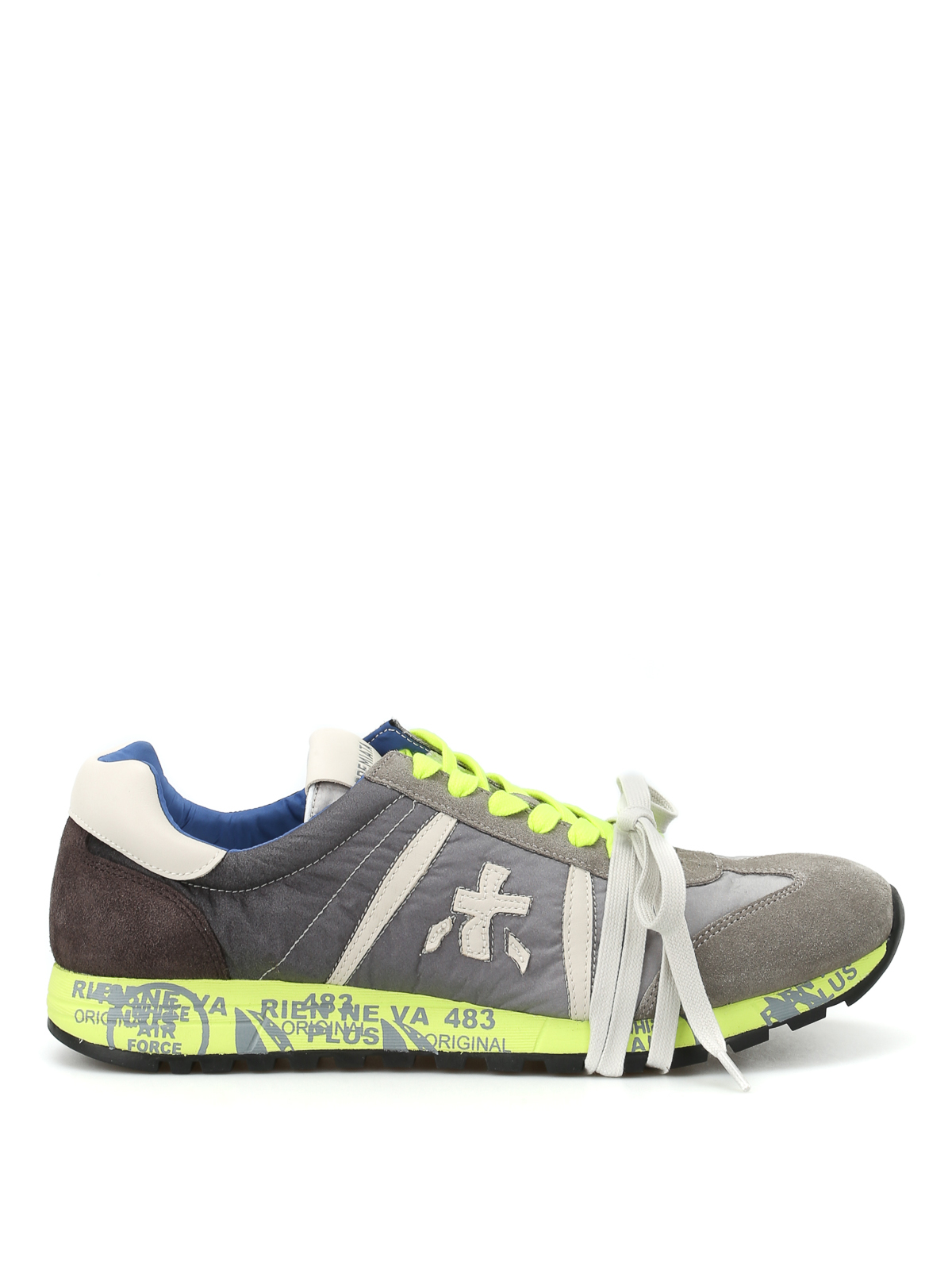 1313e Trainers Top Sneakers Low Premiata Lucy HqXS1