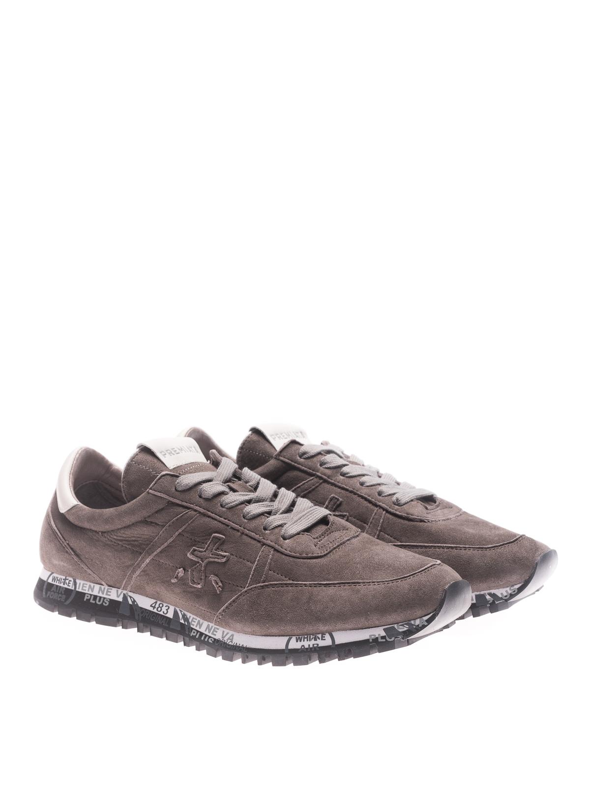 Chaussures De Sport Premiata Sean - Gris uz60iaHq