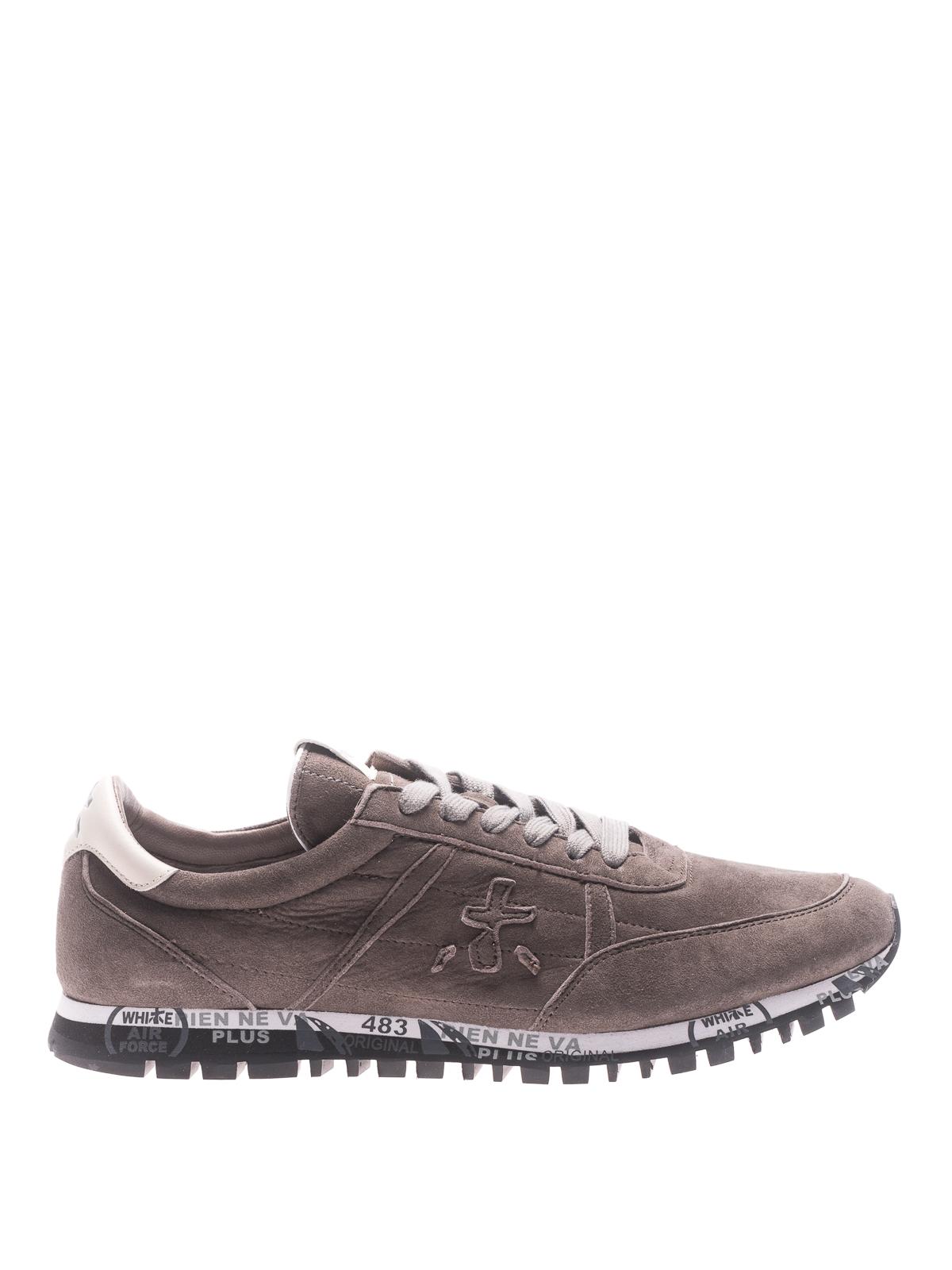 Chaussures De Sport Premiata Sean - Gris bwHxyI5Ov