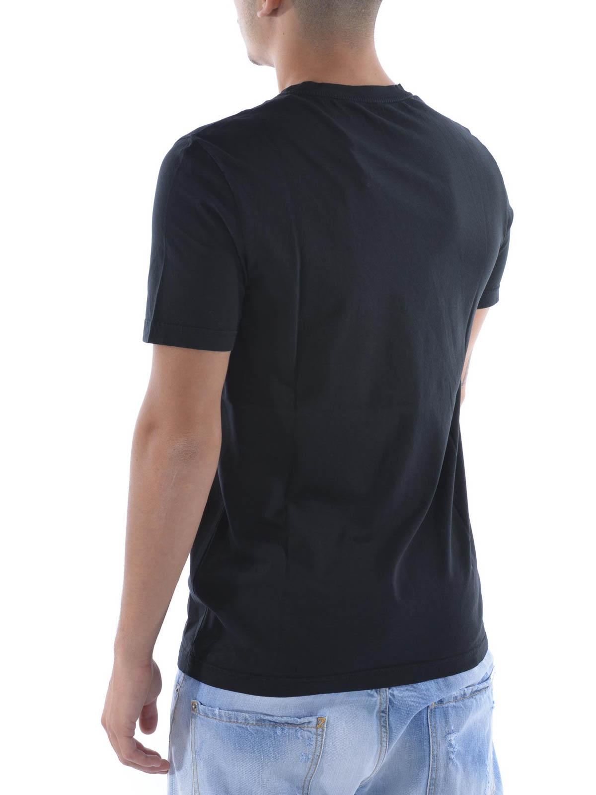 Printed T Shirt By Dondup T Shirts Ikrix