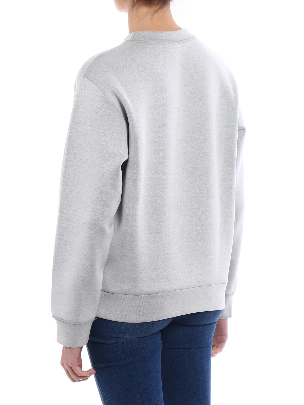 cfd64add4c Prada - Printed tech cotton sweatshirt - Sweatshirts & Sweaters ...