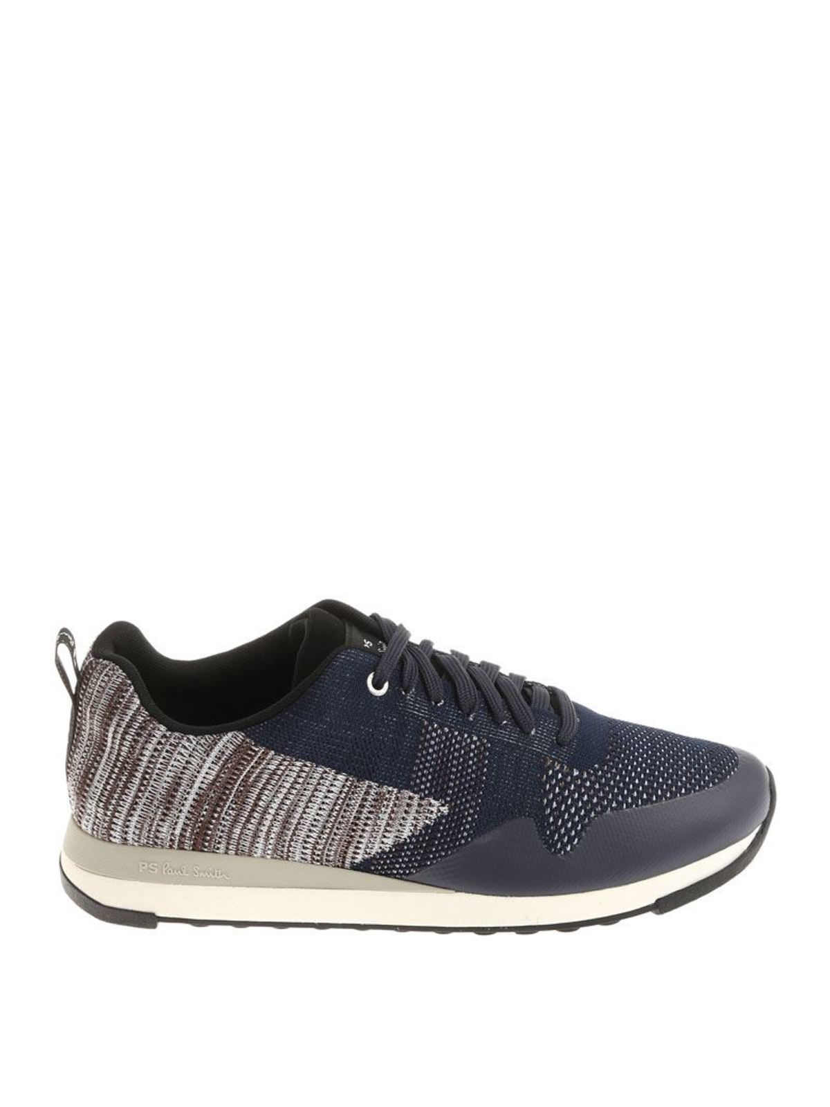 Ps By Paul Smith Rapid Sneakers In Blue
