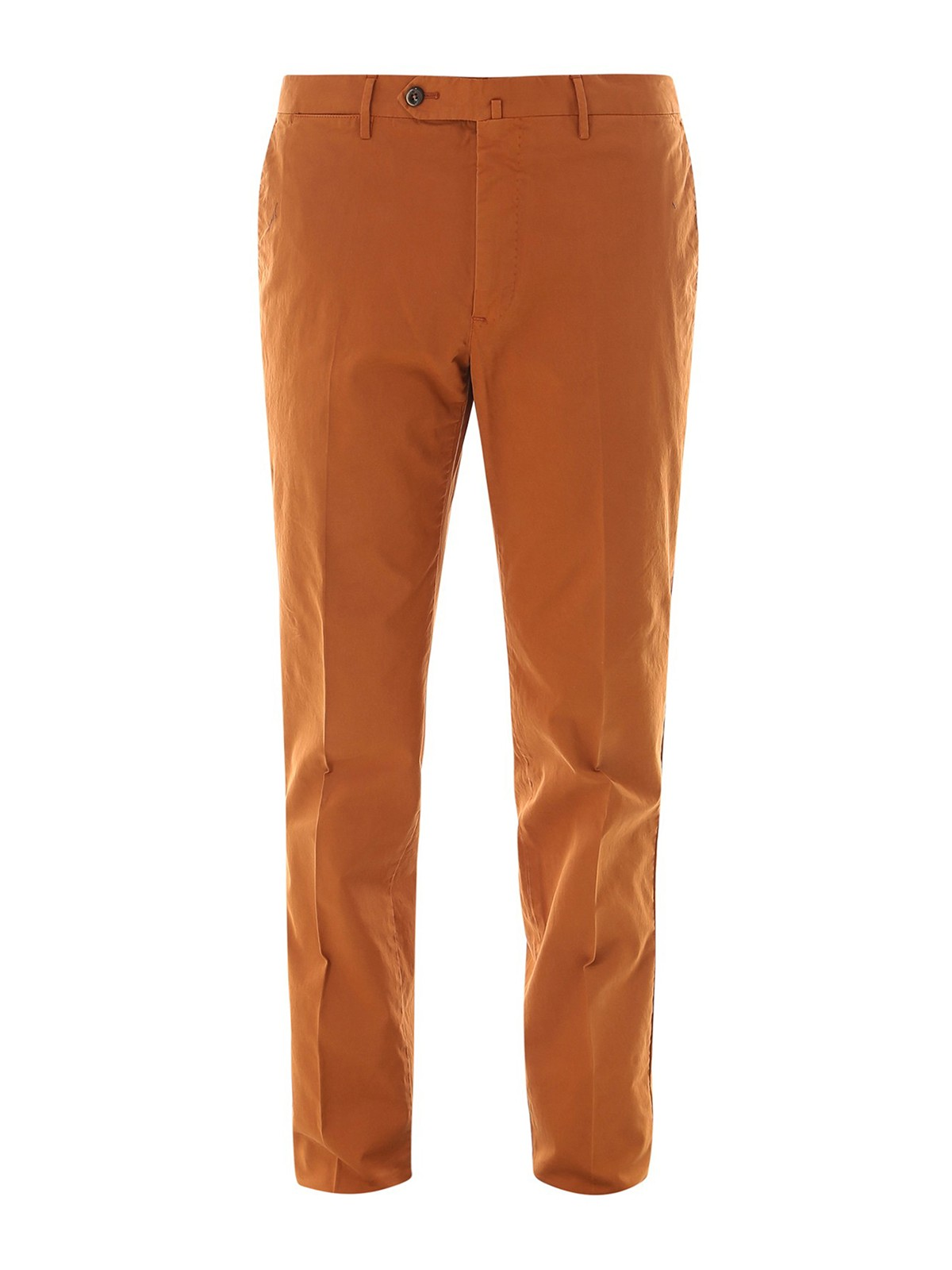 Pt Torino Cottons STRETCH COTTON TROUSERS