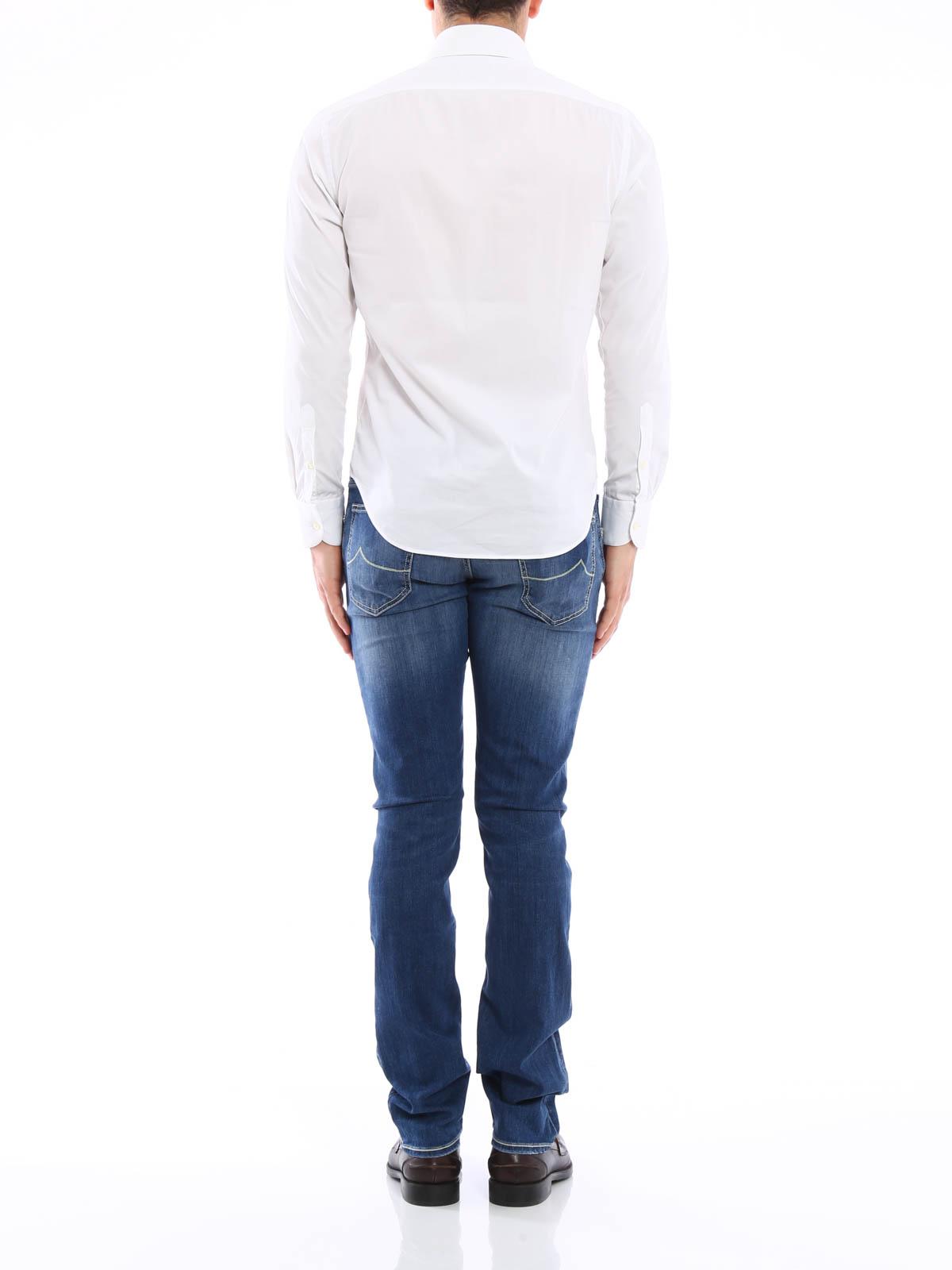 jeans denim pw622 comf jacob cohen jeans skinny ikrix. Black Bedroom Furniture Sets. Home Design Ideas