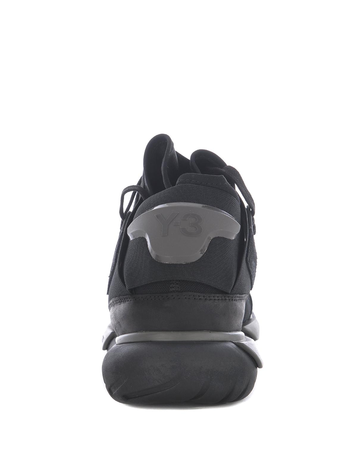 8d3dfe9b1 Adidas Y-3 - Qasa High elastic bands sneakers - trainers - CP9854