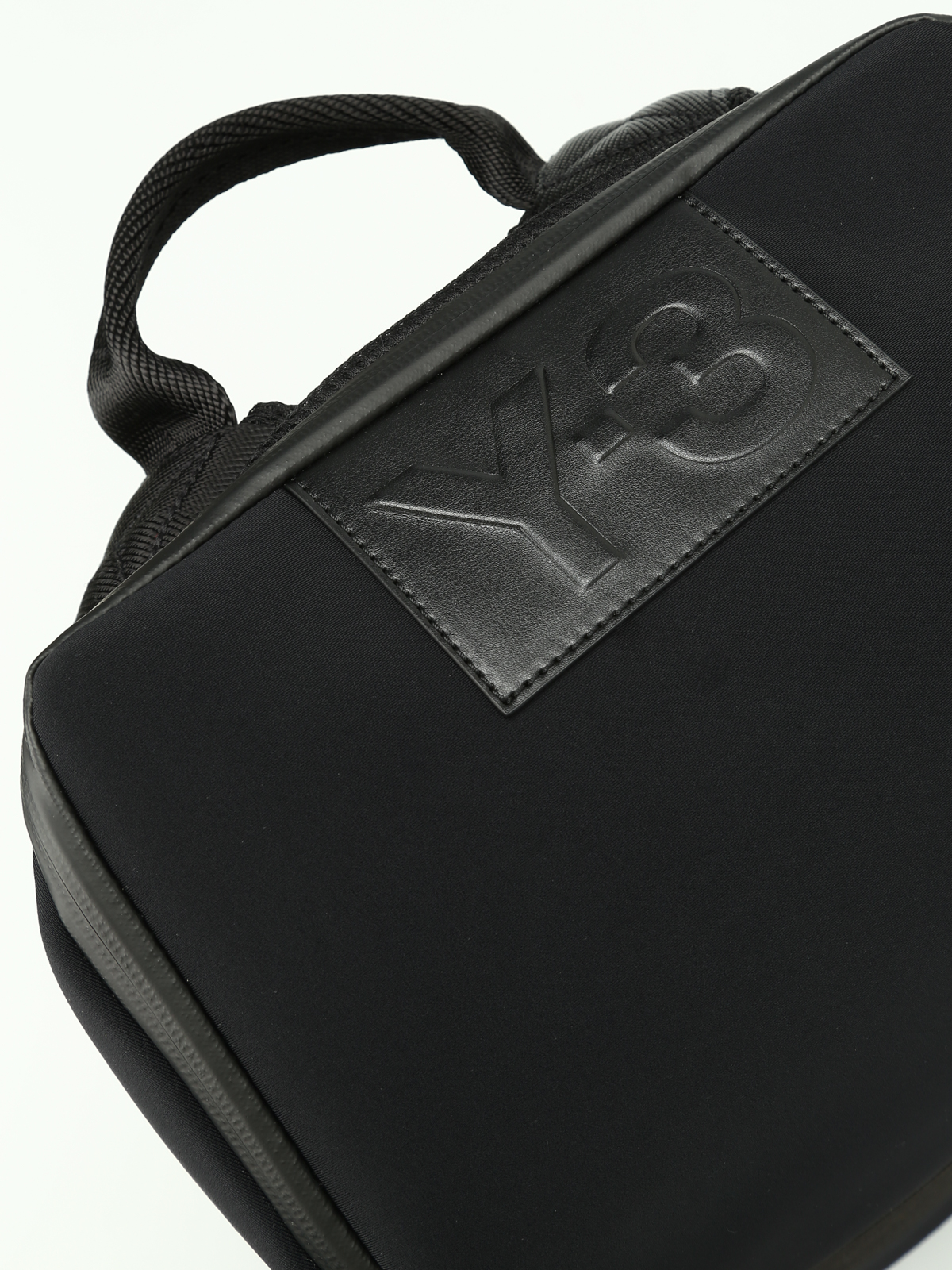 Adidas Y-3 - Qasa S techno backpack - backpacks - CD4685  bcb302d99aba7