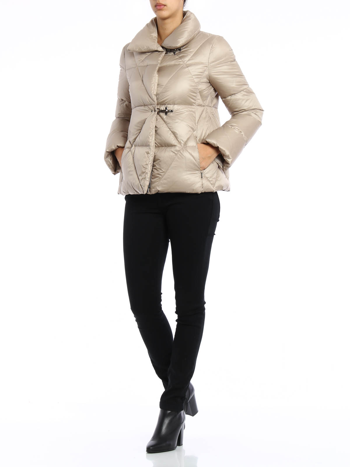 newest collection be07d 91d04 Fay - Piumino corto trapuntato - giacche imbottite ...