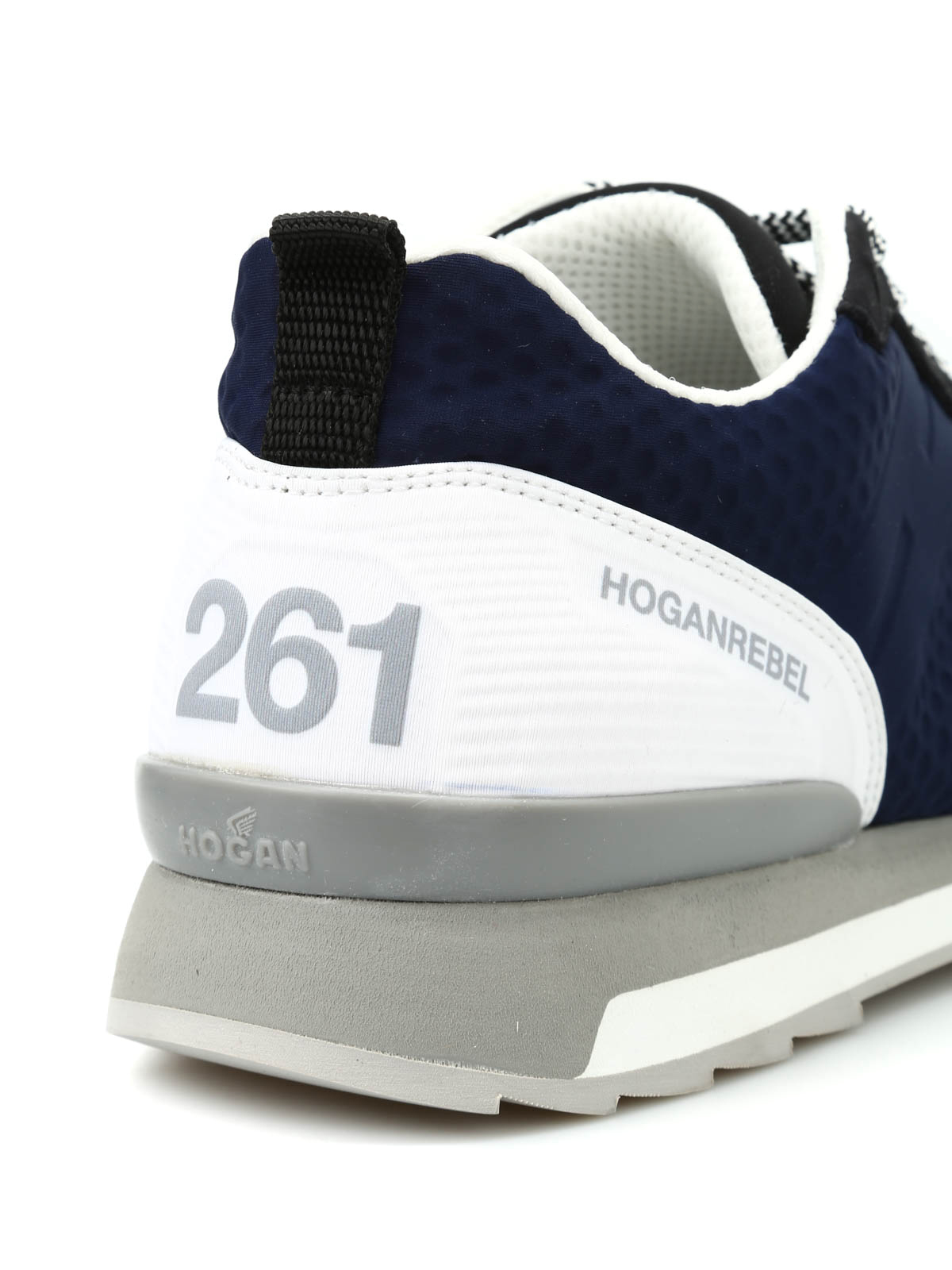 Alta qualit Sneaker Hogan Rebel R261 Running vendita