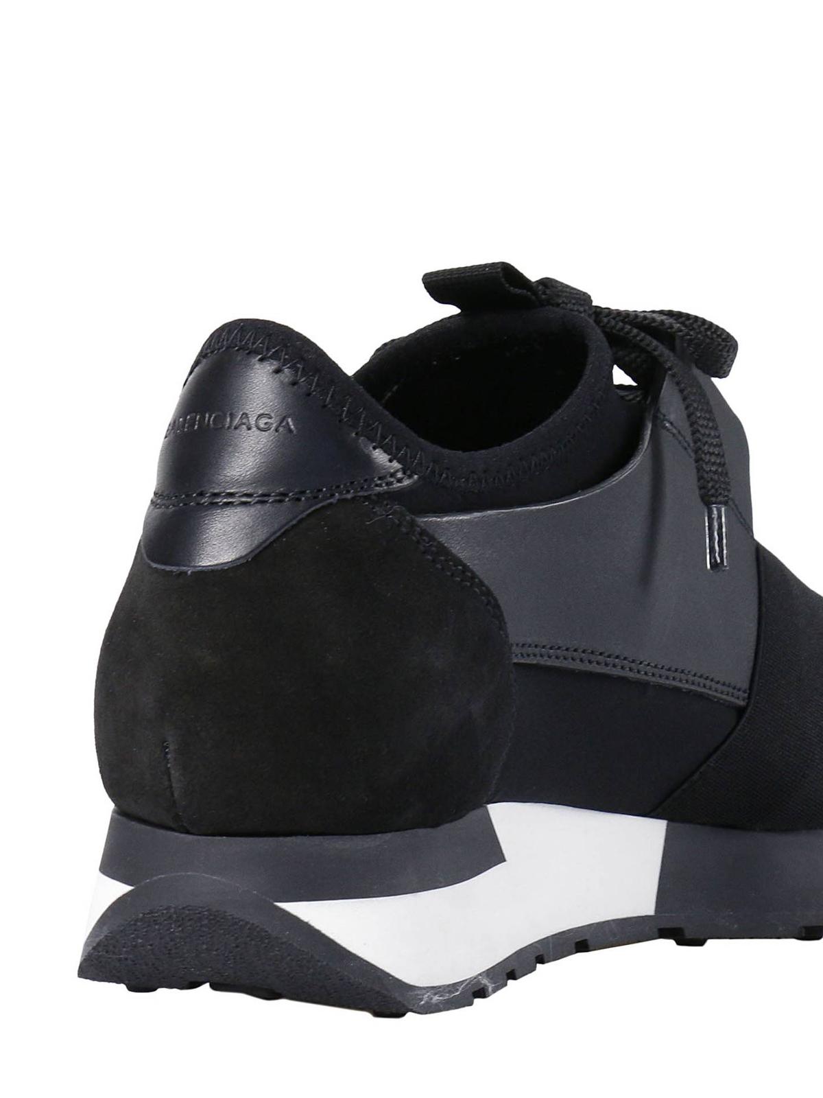 a1f4eba37e86 Balenciaga - Race Runners sneakers - trainers - 477283W0YX41000