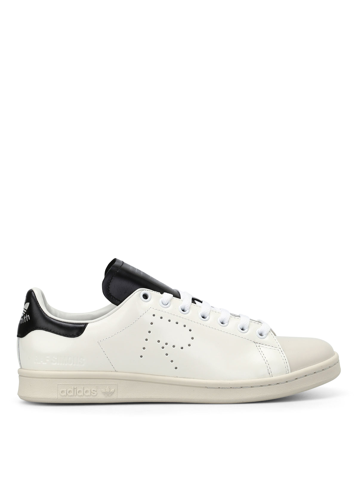 20cf5d502f1e Raf Simons Adidas - Stan Smith leather sneakers - trainers ...
