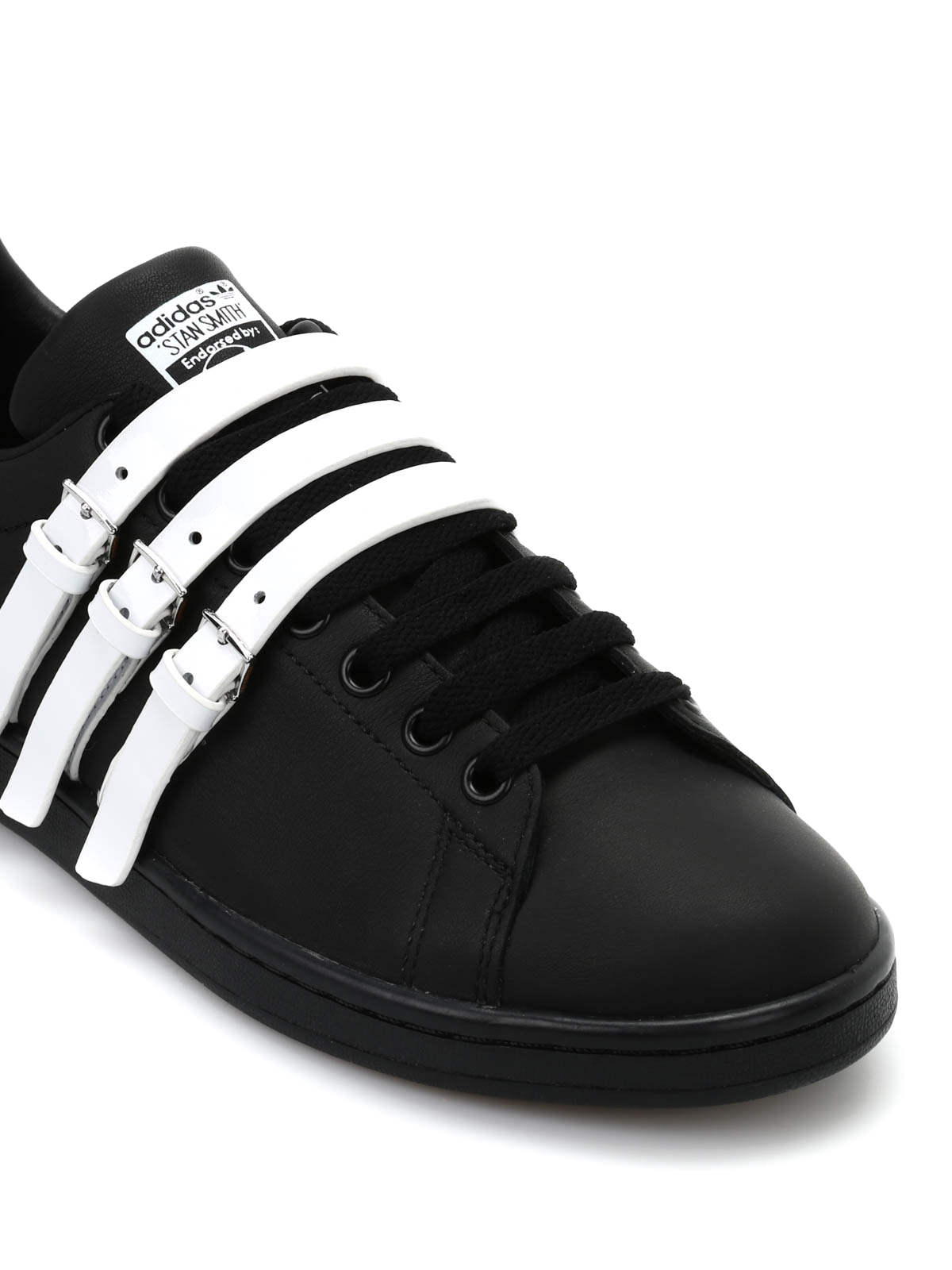 fa9f101406d Adidas - Raf Simons Stan Smith Strap - trainers ...