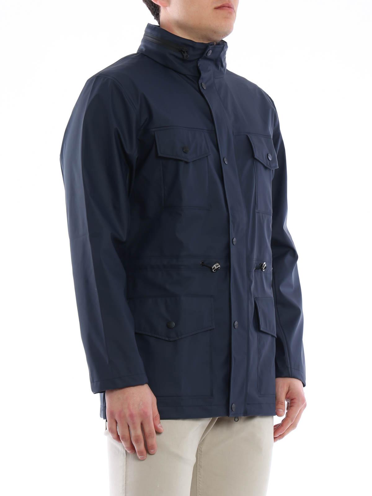 742c39e4f Rains - Jacket waterproof coat - short coats - 1201 02   iKRIX.com