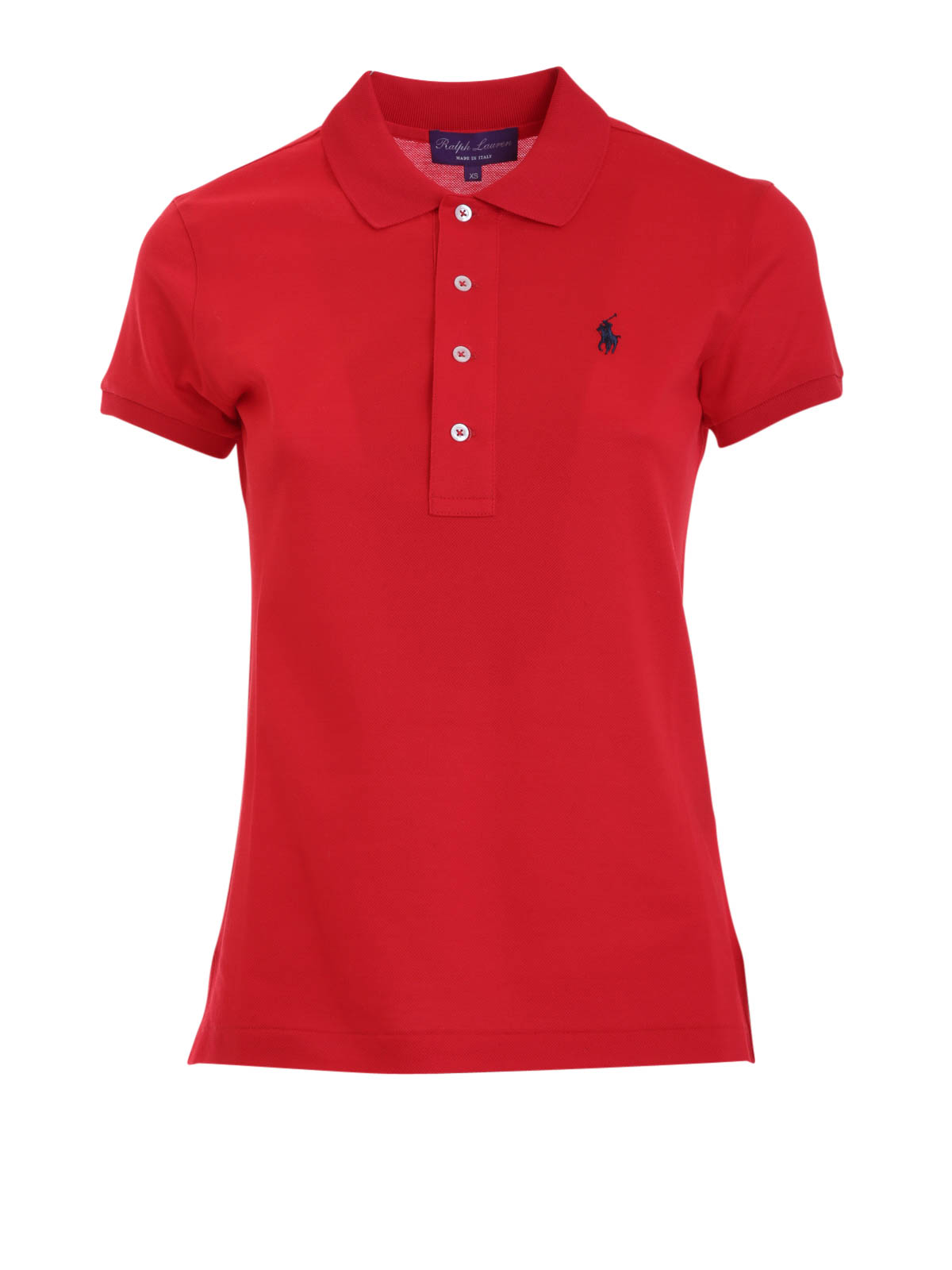 Cotton pique polo shirt by ralph lauren polo shirts ikrix for Cotton on polo shirt