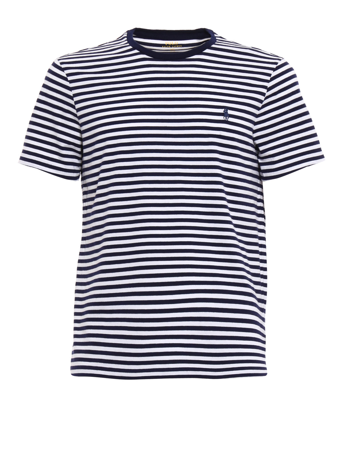 Striped cotton t shirt by ralph lauren shirts ikrix