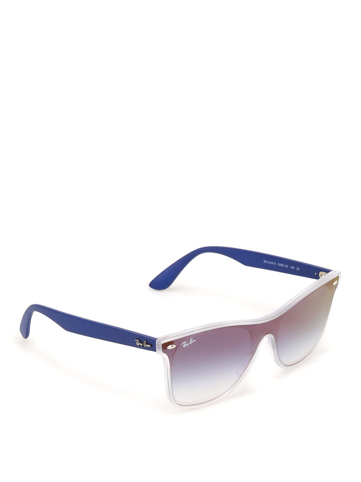 f1fb07fe6ba Ray Ban - Blaze Wayfarer sunglasses - sunglasses - RB4440N6356X0