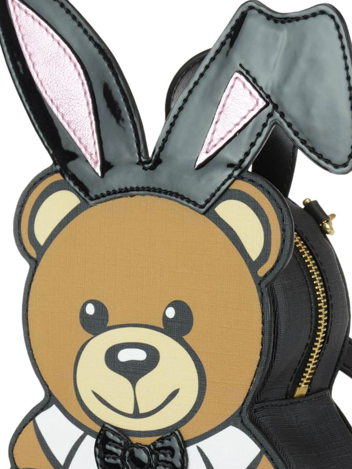 Finishline For Sale Moschino Playboy Ready to Bear backpack Buy Cheap Recommend Official Clearance Top Quality LyOPPIlV