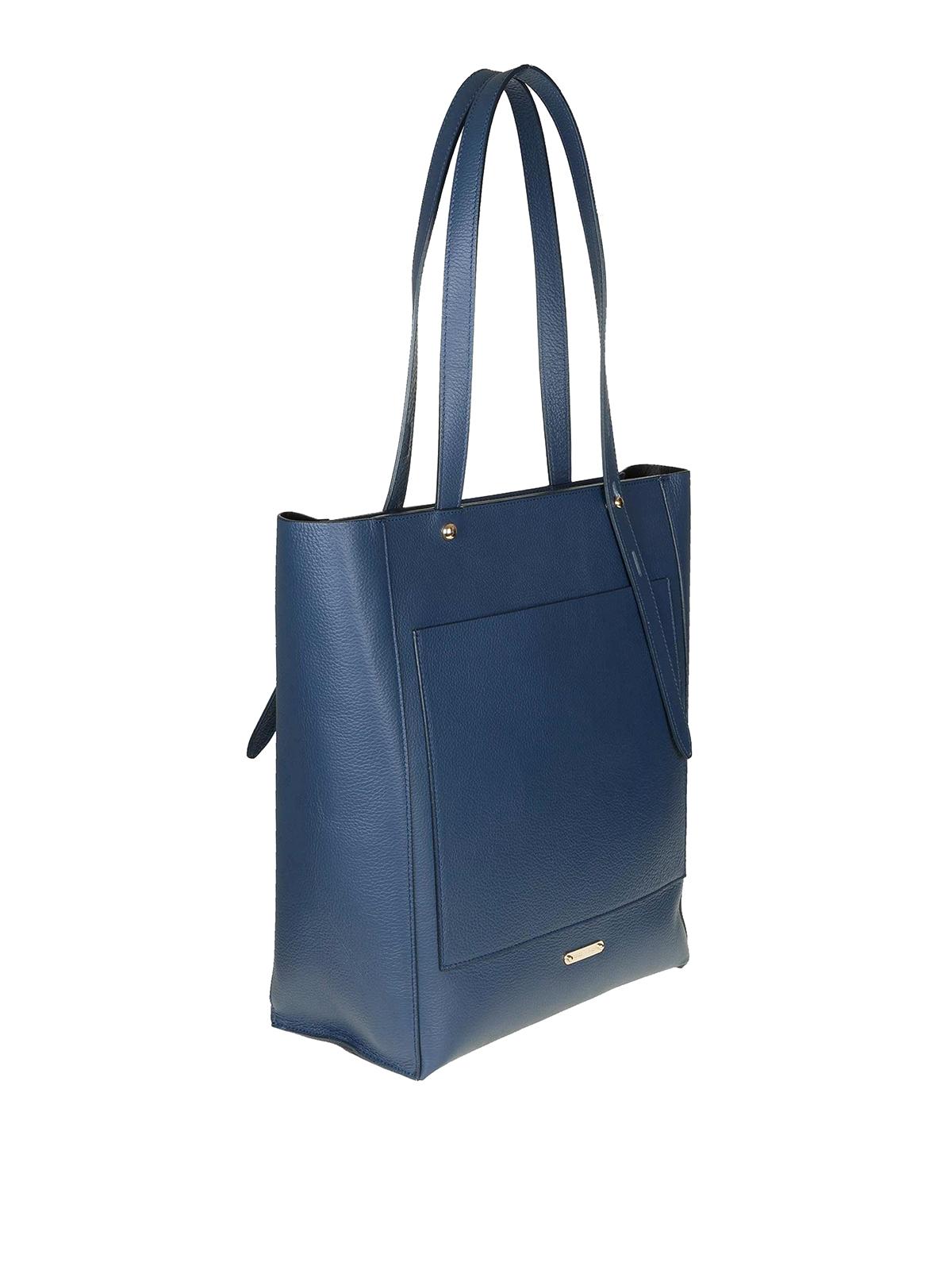 85fa2bb8c6f06 Rebecca Minkoff - Shopper - Blau - Handtaschen - HH18ISTT34 403