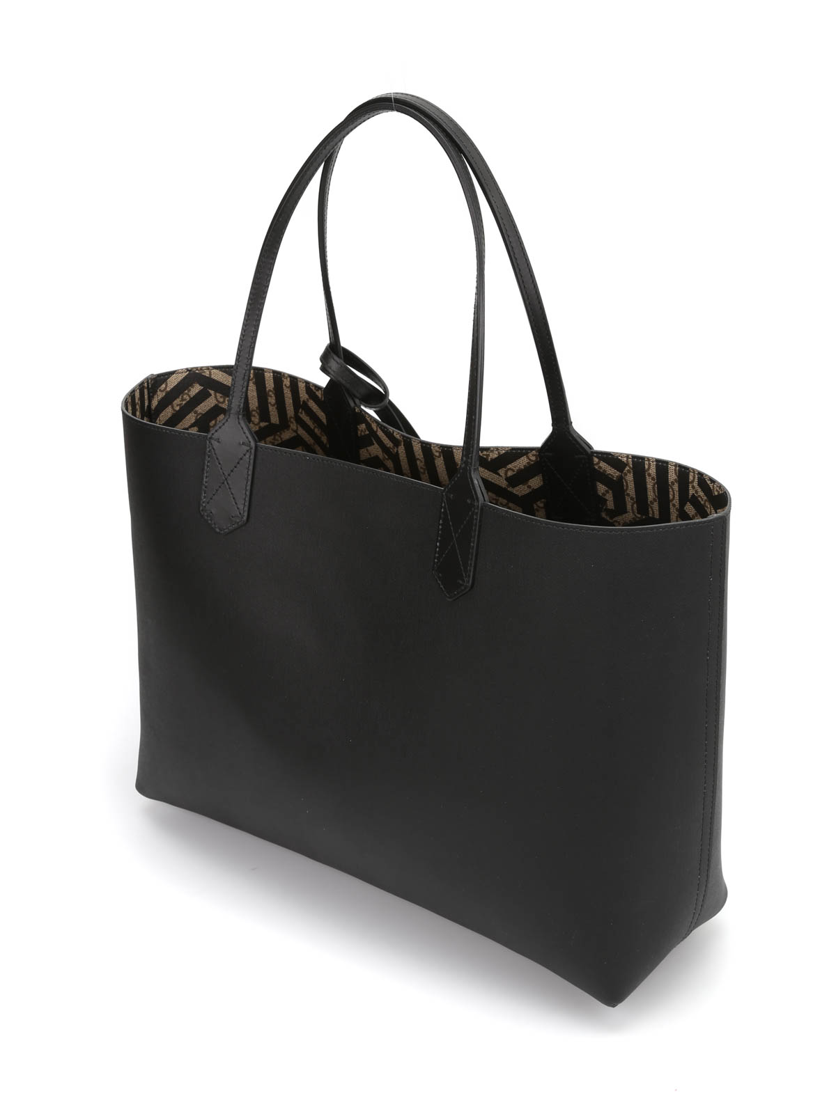 e8254a52ca8a11 Gucci - Reversible GG Caleido leather tote - totes bags ...
