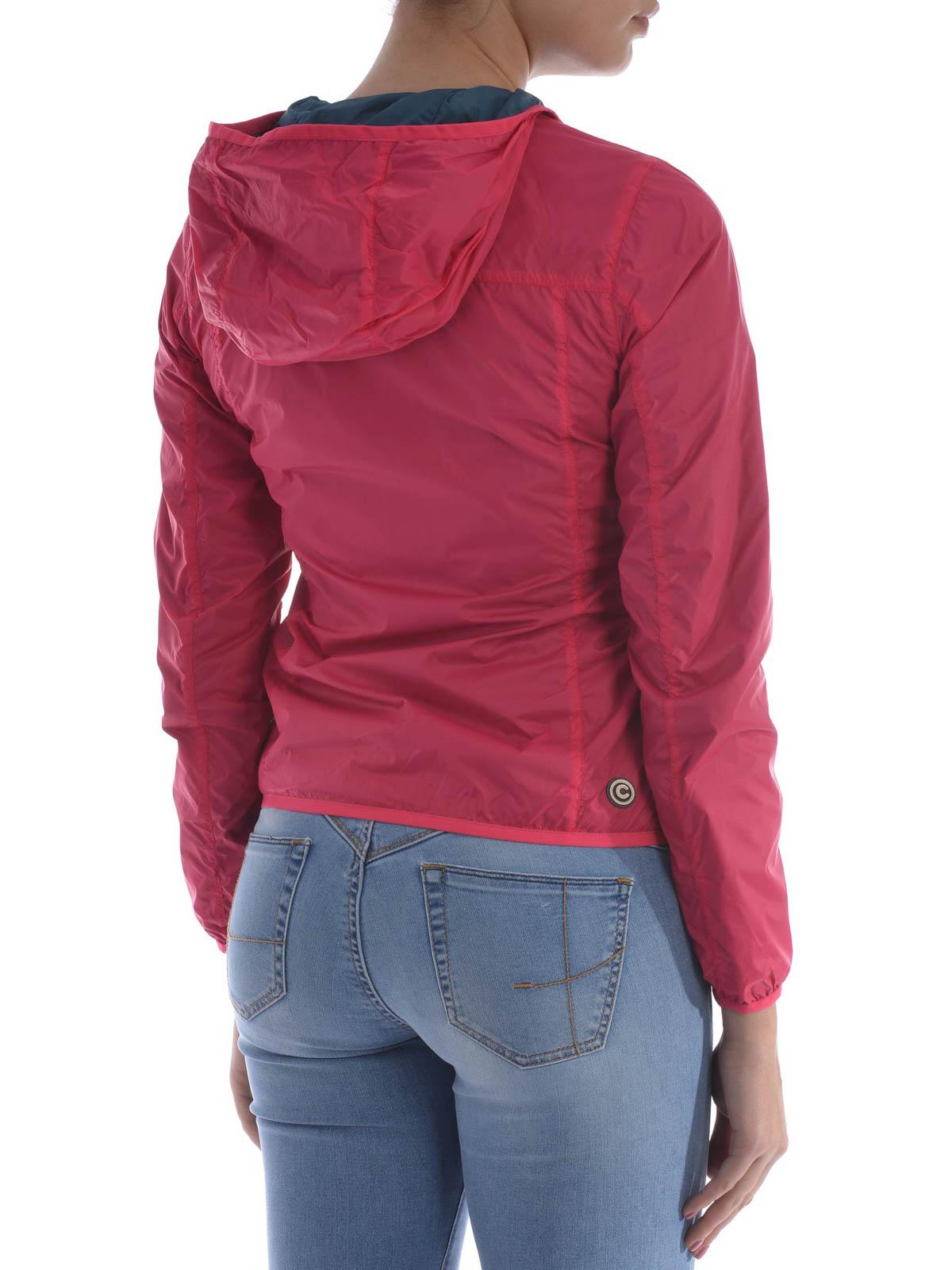 Reversible Nylon Jacket 73