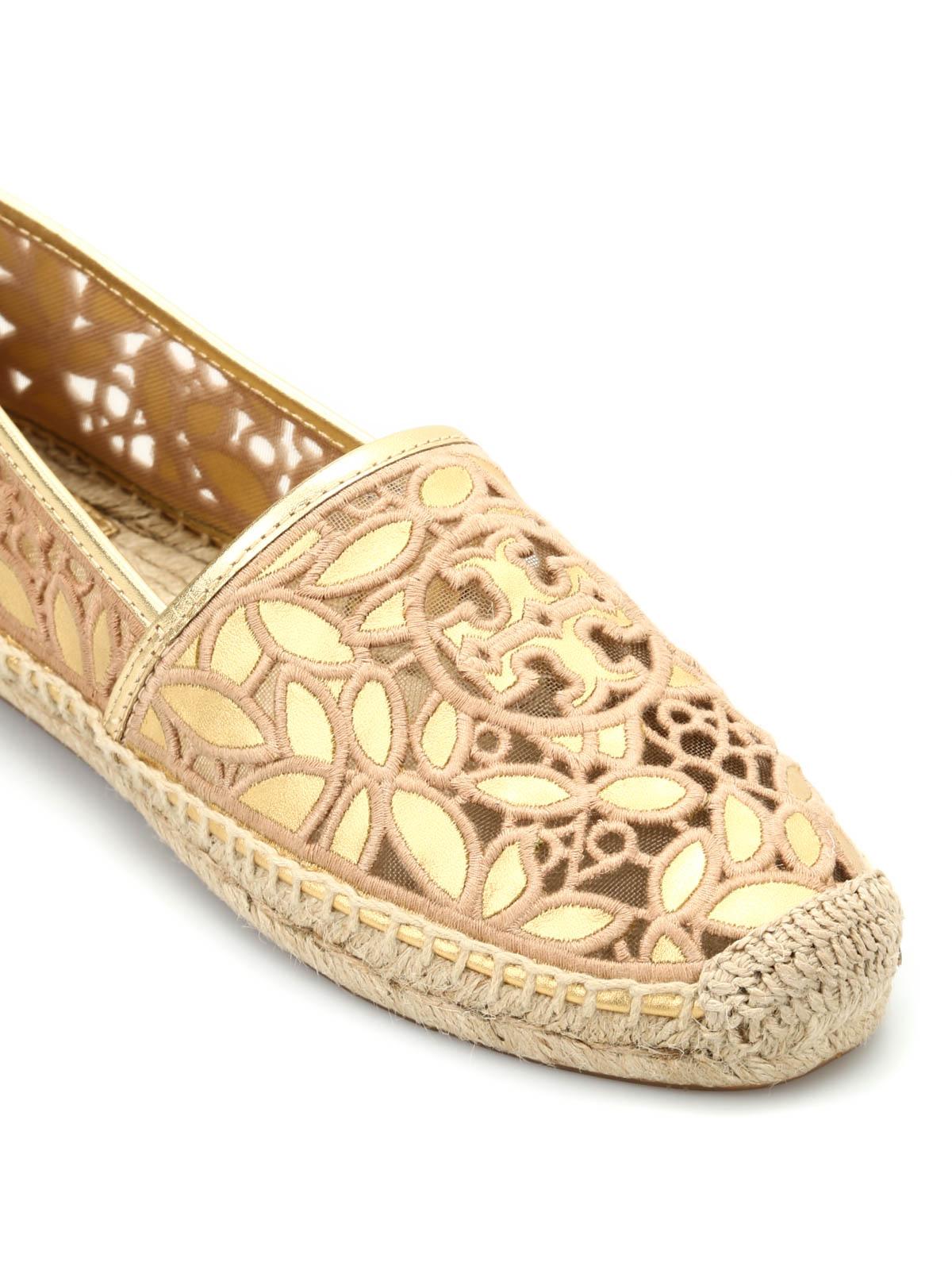 59f051cf017 Tory Burch - Rhea floral pattern espadrilles - espadrilles ...